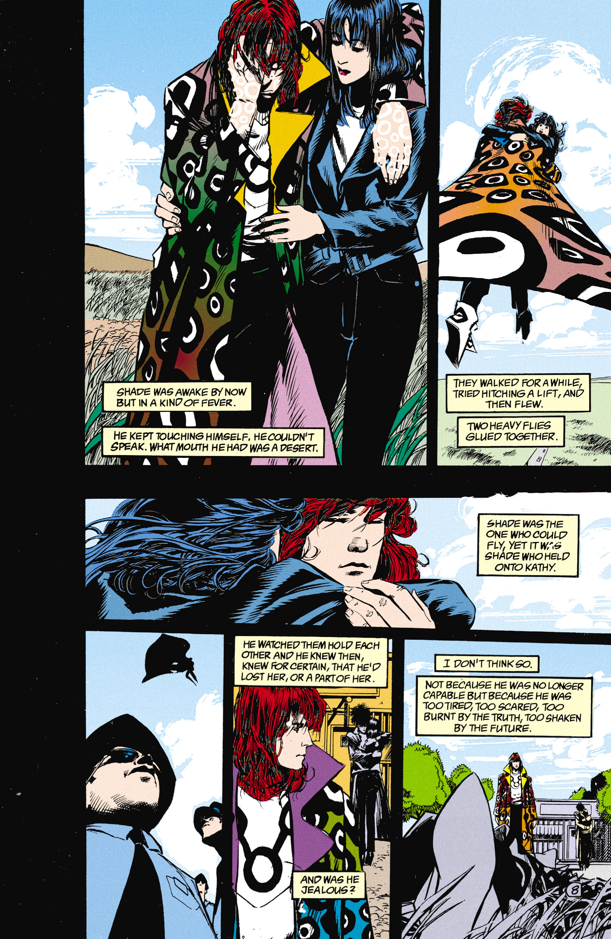 Read online Shade, the Changing Man comic -  Issue #25 - 9