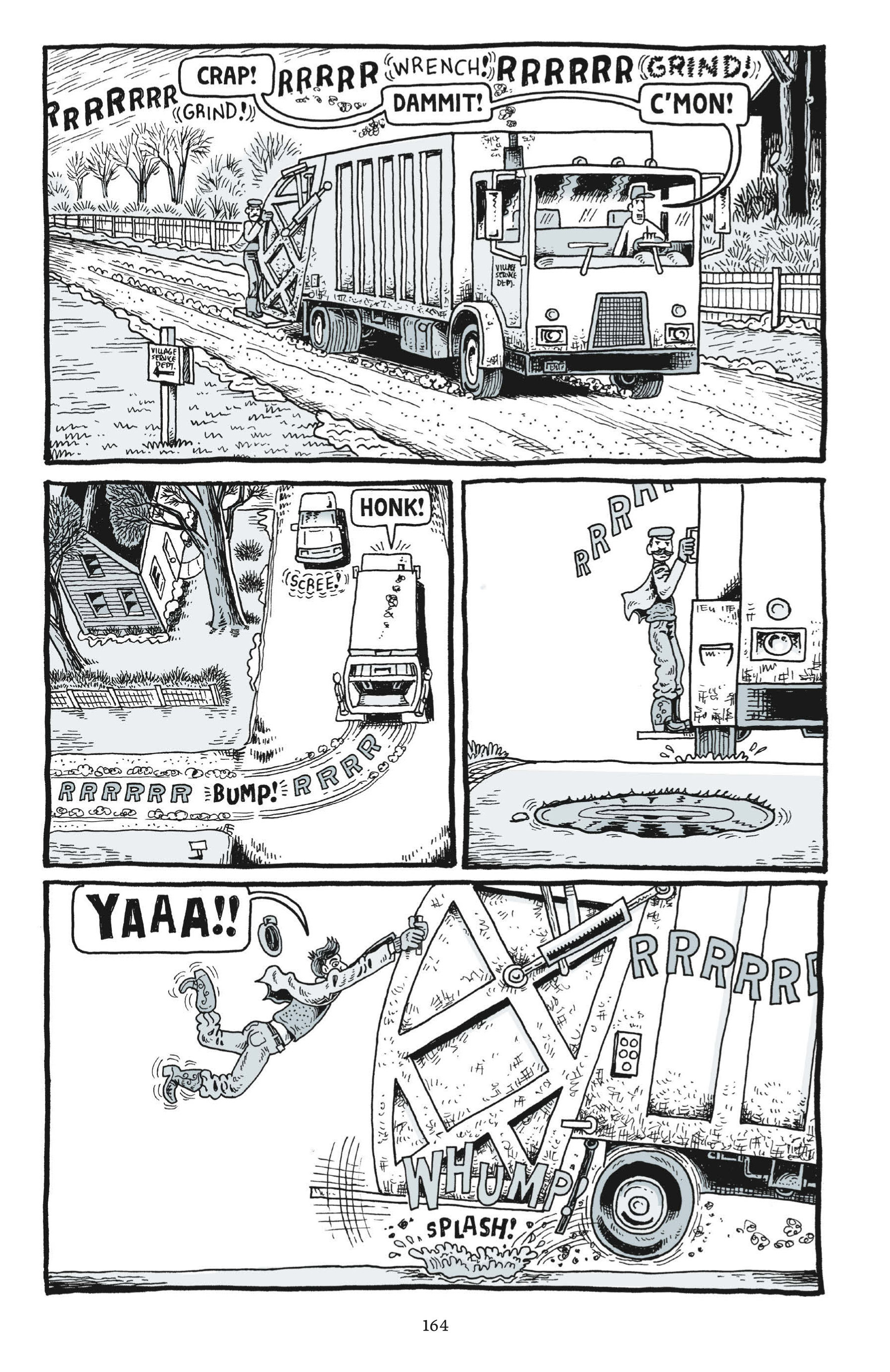 Read online Trashed comic -  Issue # Full - 158