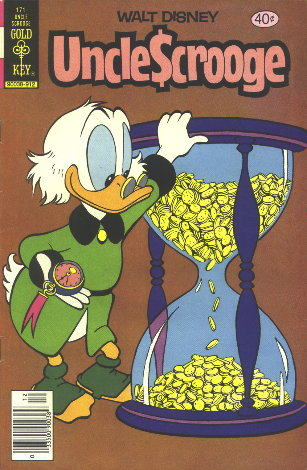 Read online Uncle Scrooge (1953) comic -  Issue #171 - 1