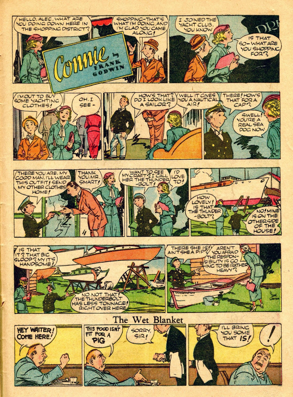 Read online Famous Funnies comic -  Issue #62 - 58