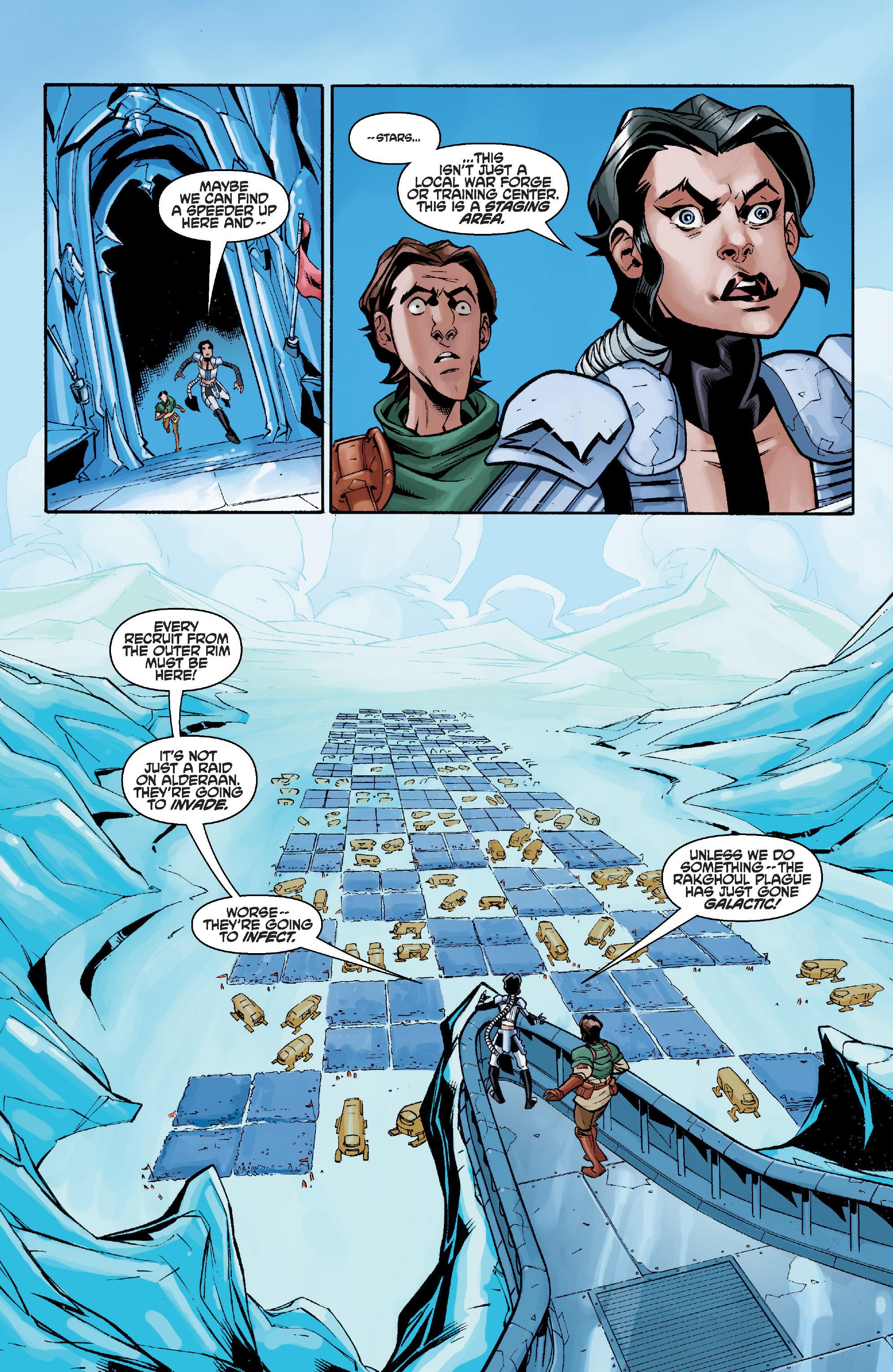 Read online Star Wars Omnibus comic -  Issue # Vol. 32 - 188