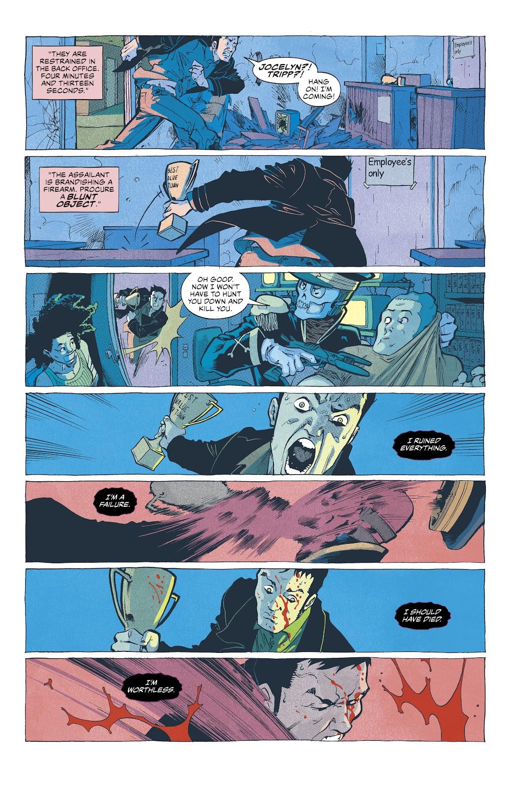 Collapser issue 5 - Page 21