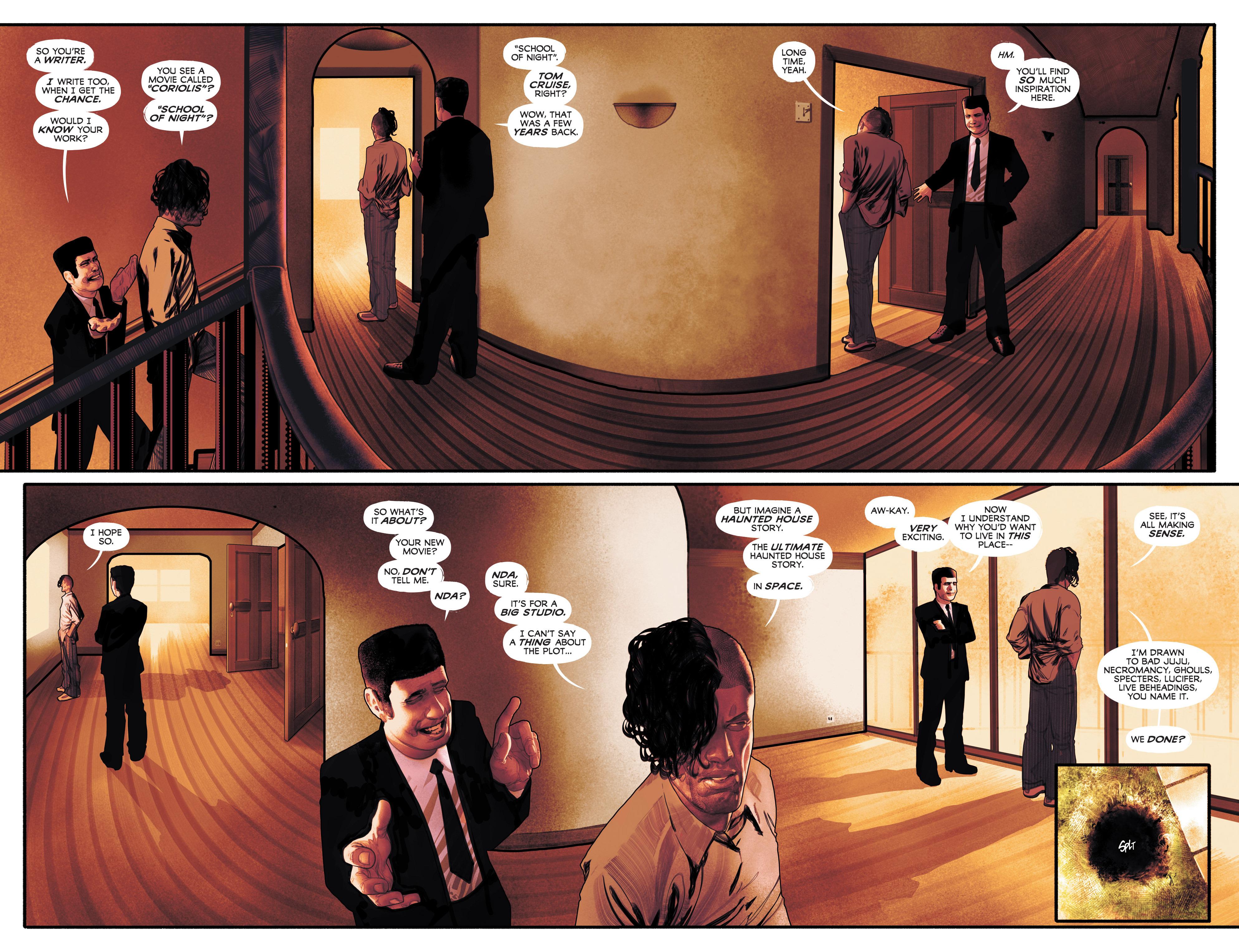Read online Annihilator comic -  Issue #1 - 7