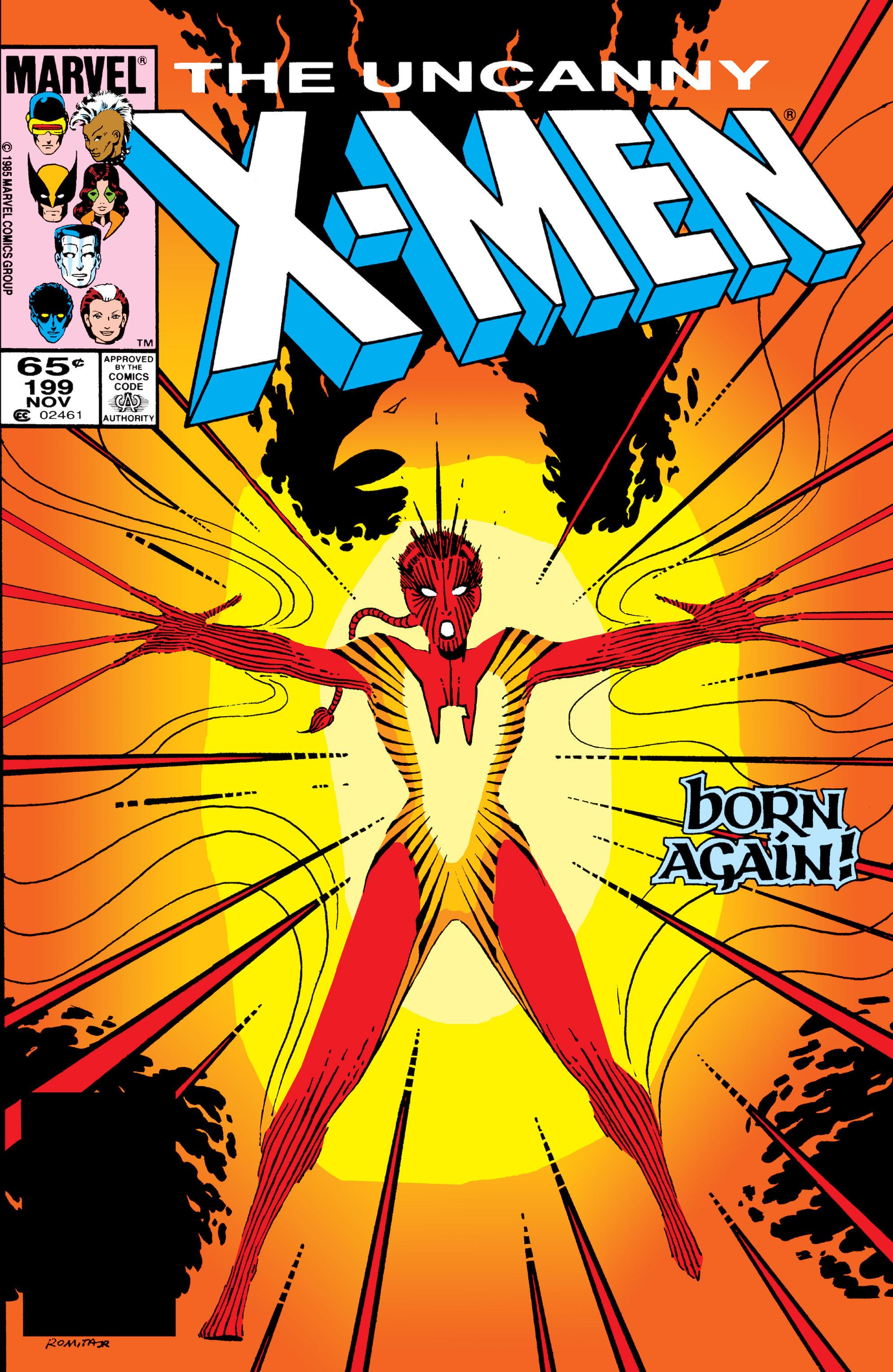 Uncanny X-Men (1963) 199 Page 1
