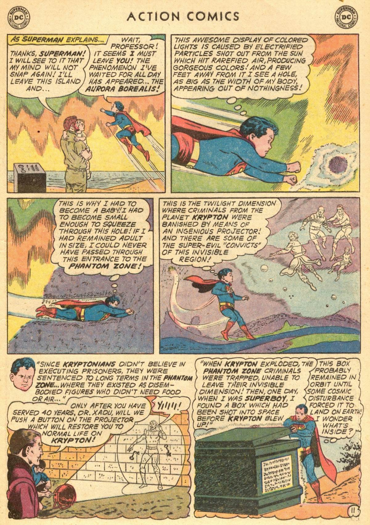 Read online Action Comics (1938) comic -  Issue #284 - 13