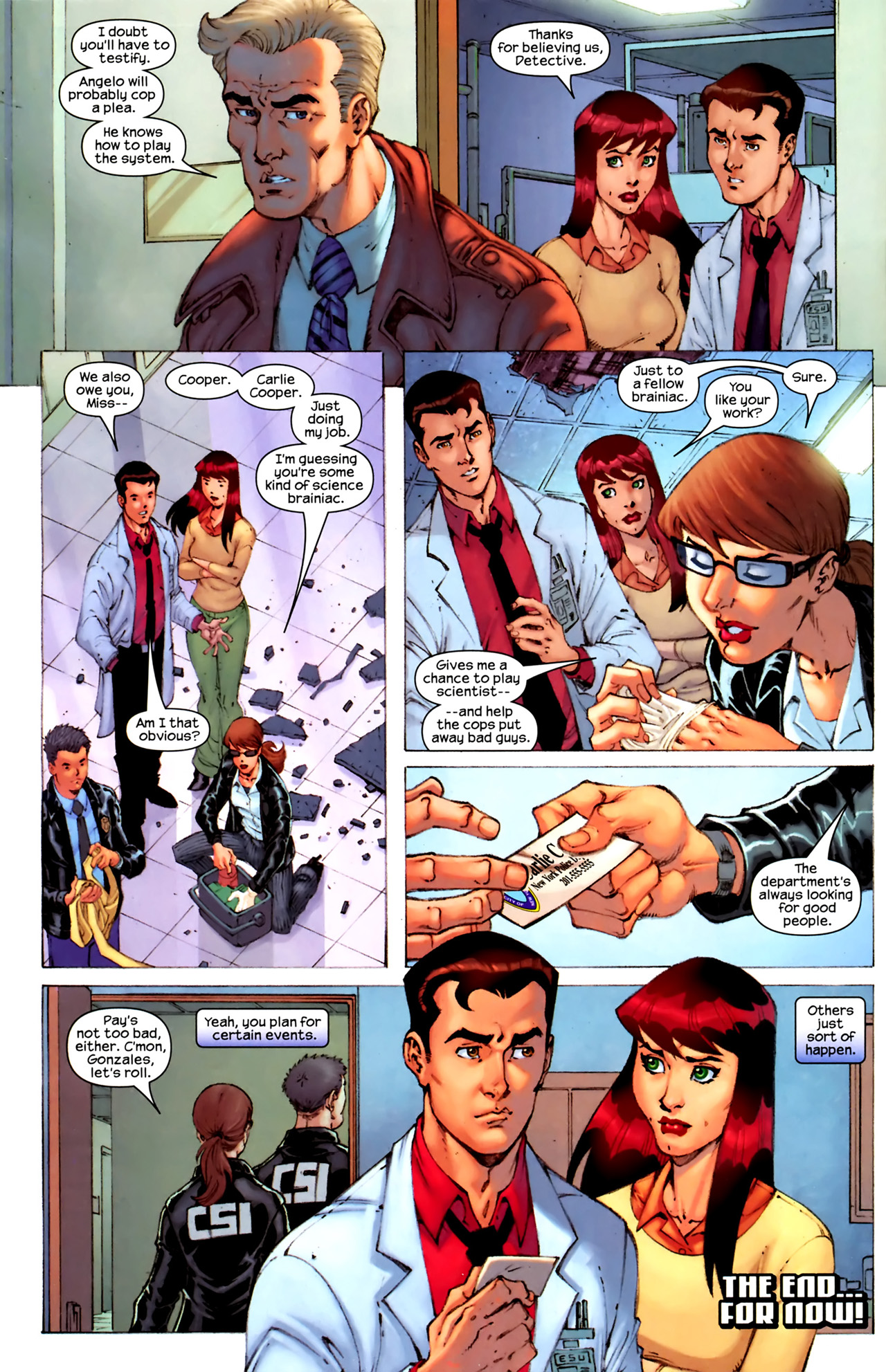 Read online Amazing Spider-Man Family comic -  Issue #4 - 31