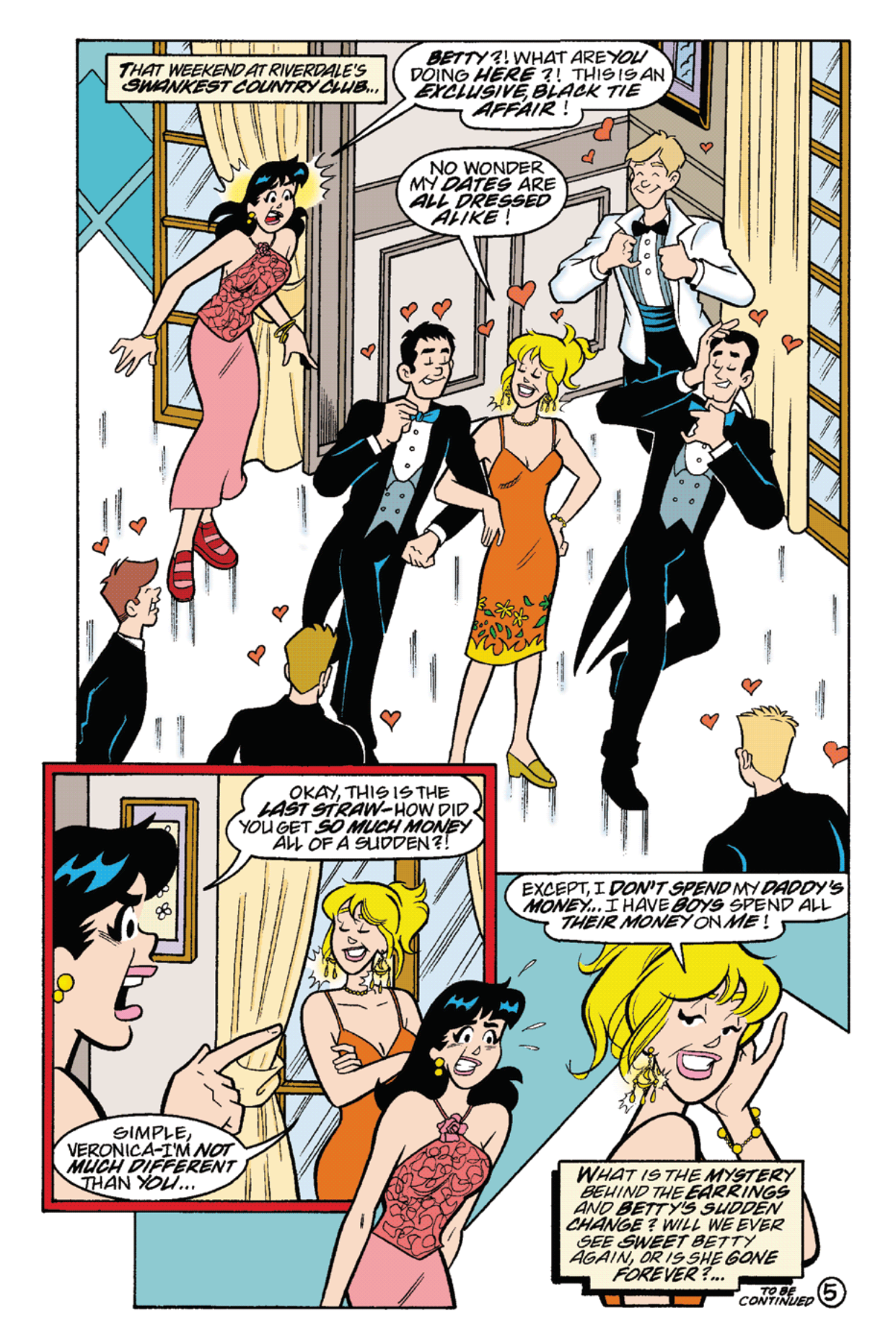 Read online Archie's Weird Mysteries comic -  Issue #21 - 7