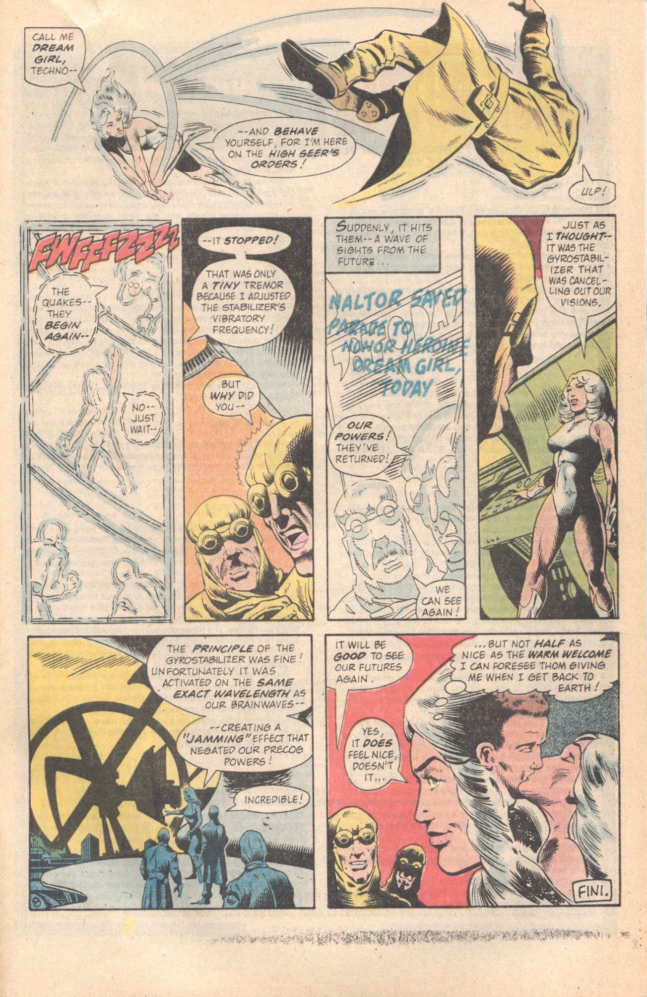 Legion of Super-Heroes (1980) 285 Page 27