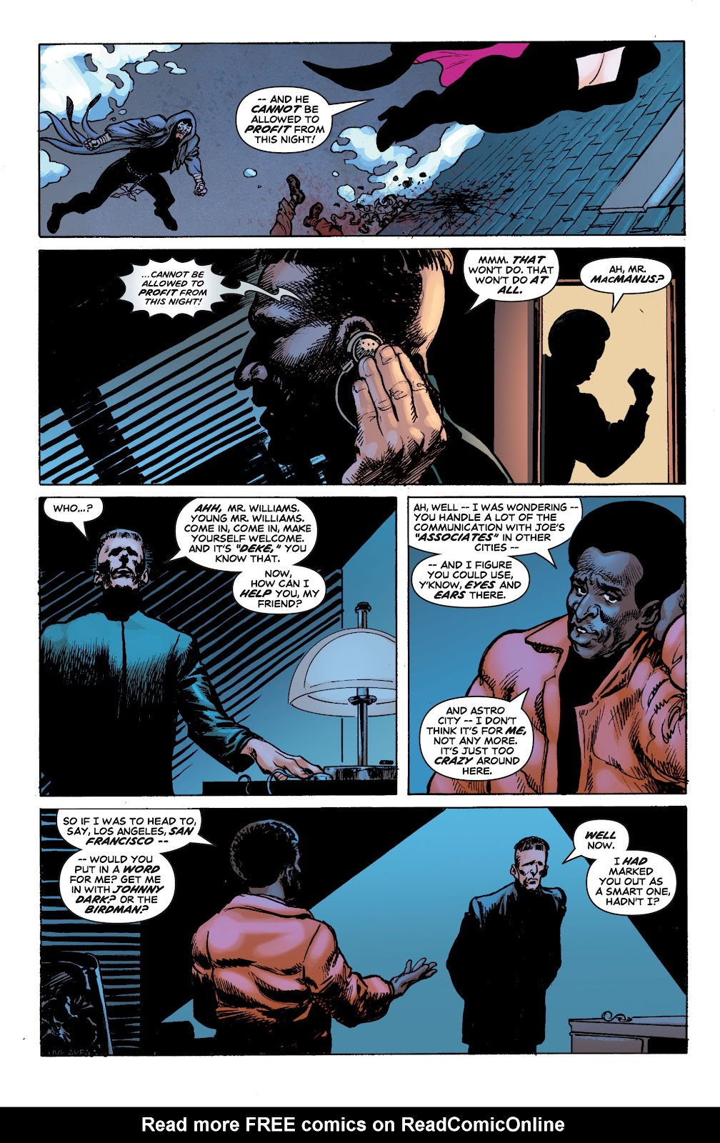 Astro City: Dark Age/Book Two Issue #3 #3 - English 24