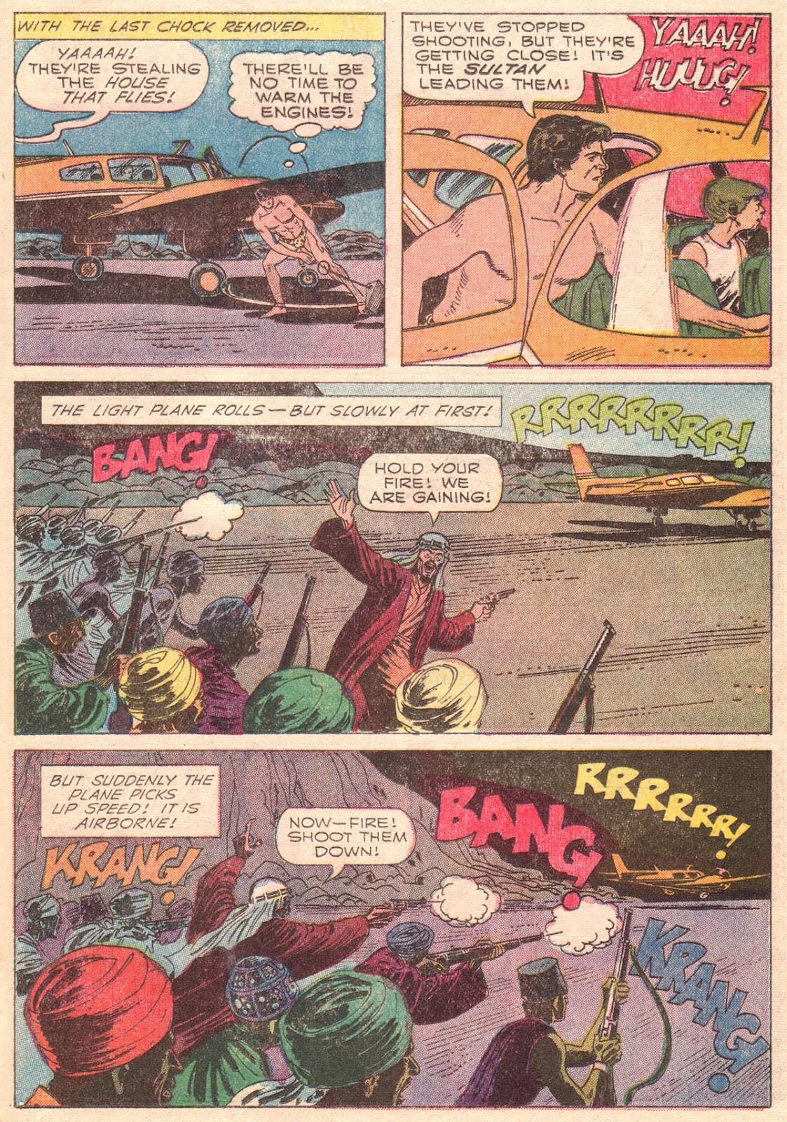 Korak, Son of Tarzan (1964) issue 35 - Page 25