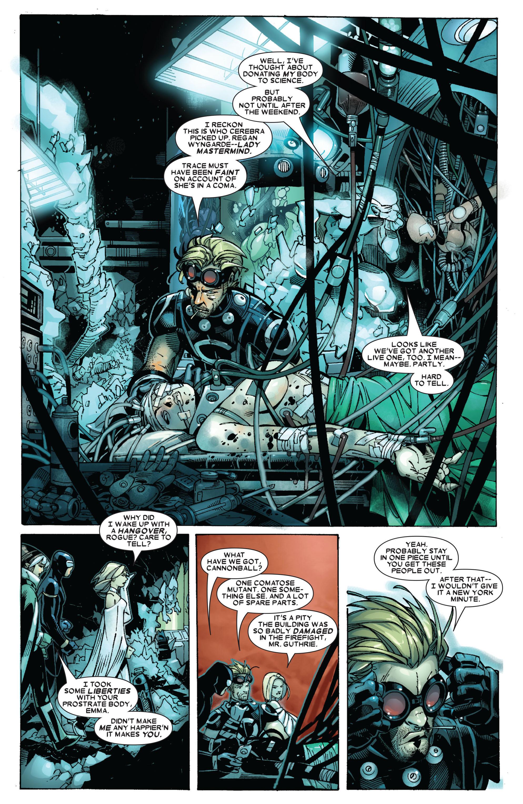 X-Men (1991) 188 Page 10