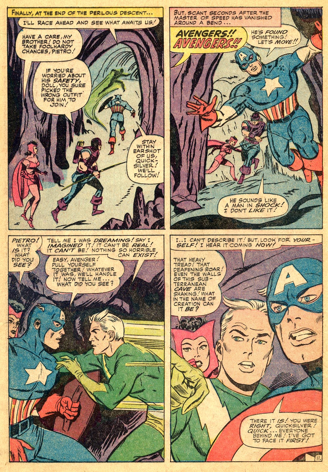 The Avengers (1963) 17 Page 11