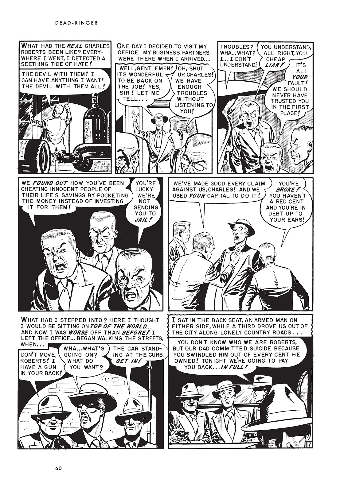 Read online Voodoo Vengeance and Other Stories comic -  Issue # TPB (Part 1) - 77