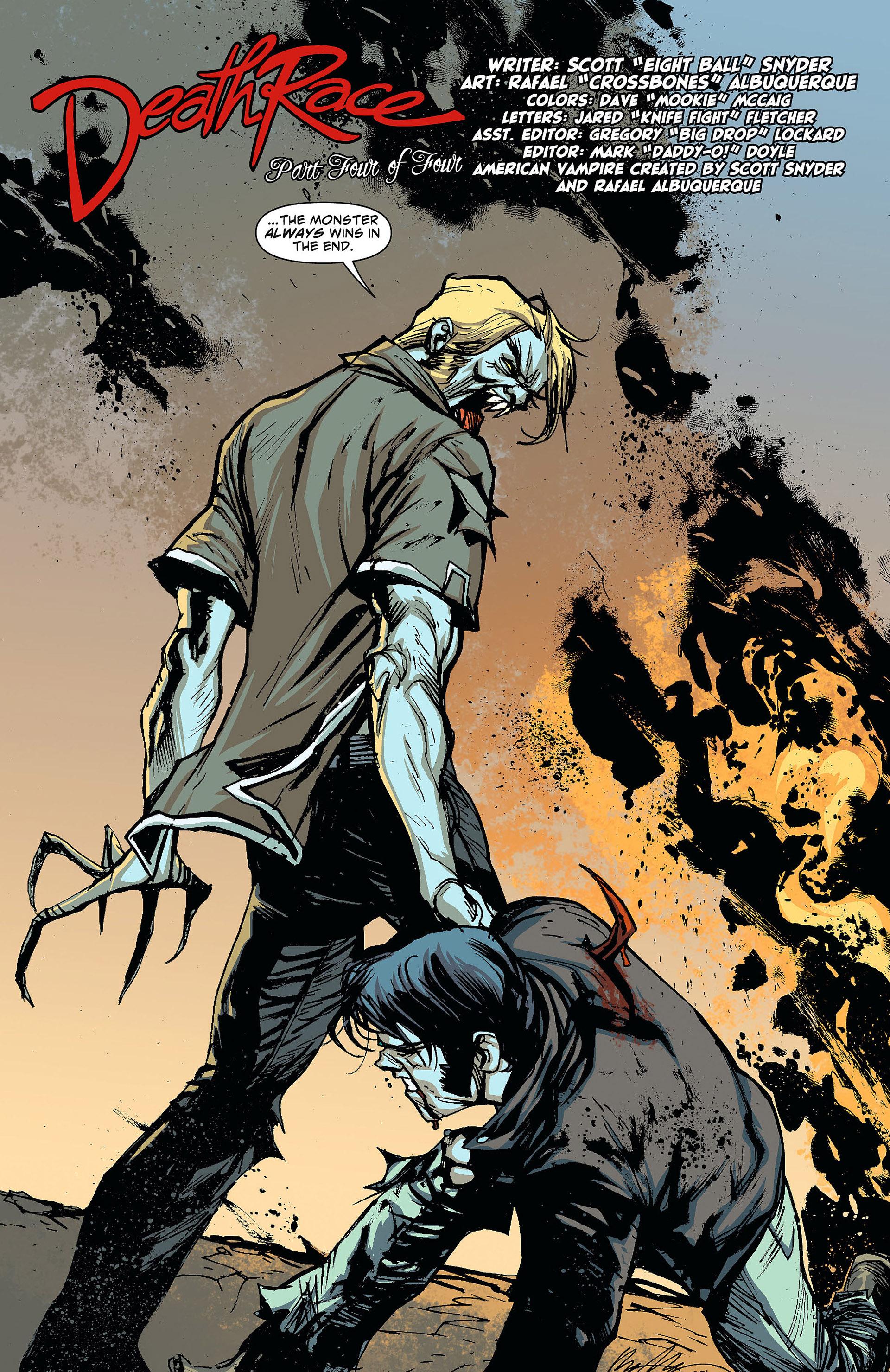 Read online American Vampire comic -  Issue #25 - 3