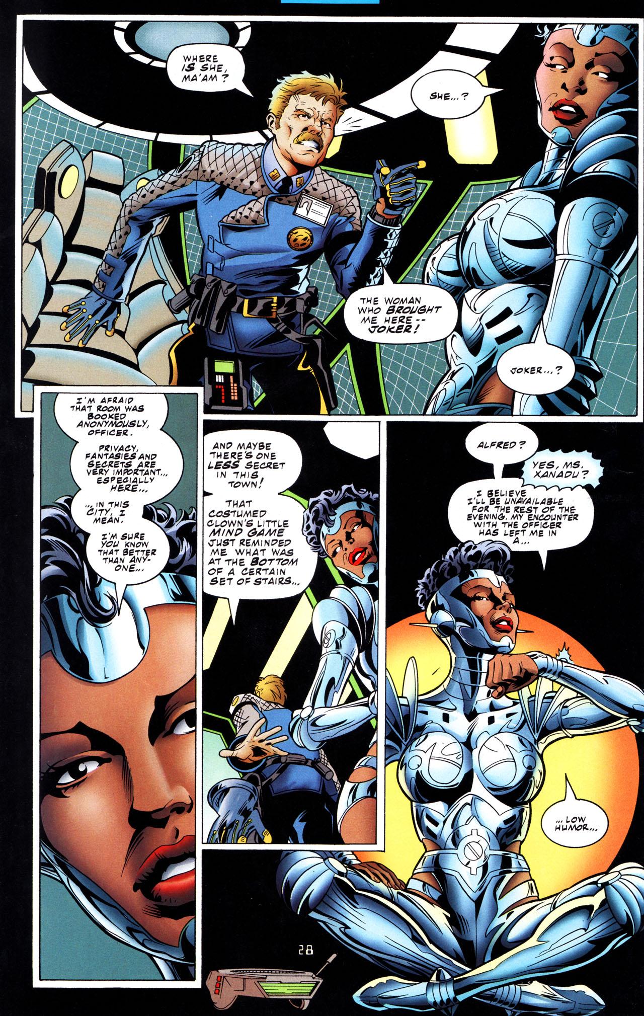 Read online Tangent Comics/ The Joker comic -  Issue # Full - 29