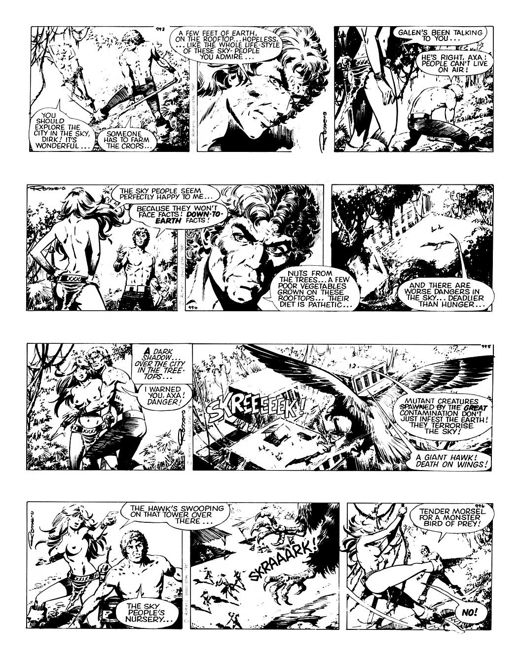 Axa issue 5 - Page 14