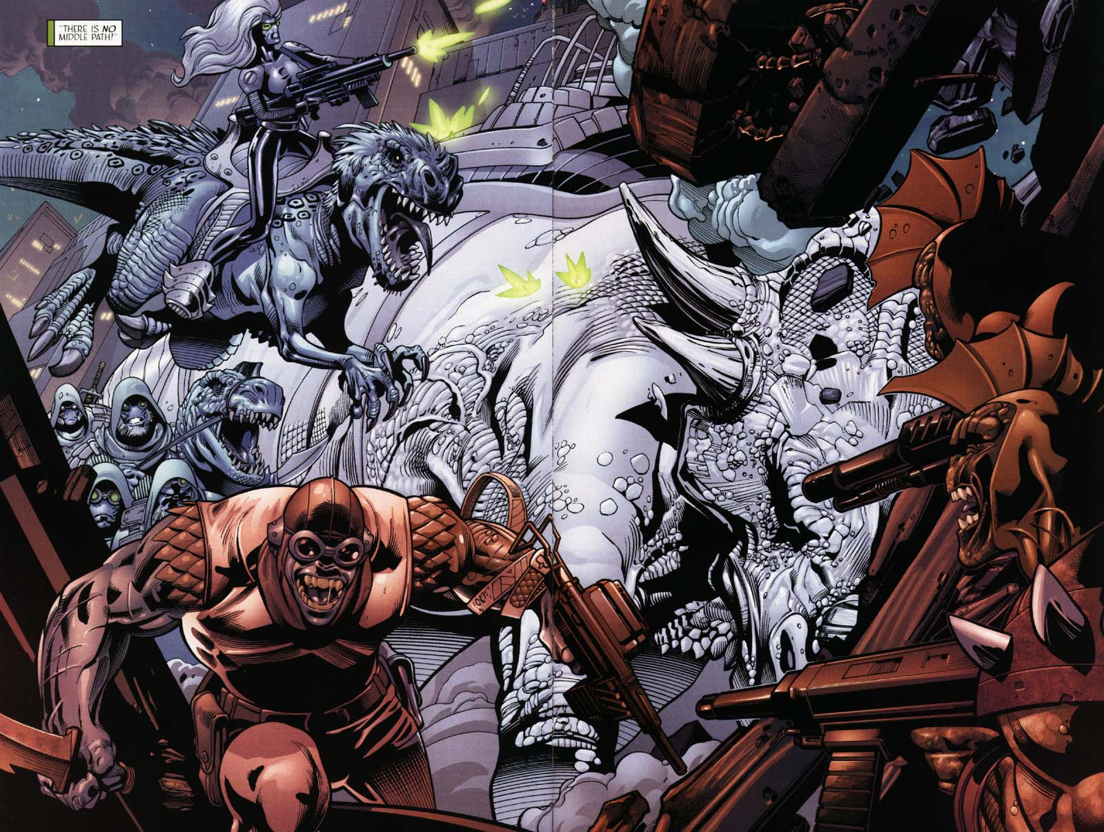 Read online Sigil (2000) comic -  Issue #25 - 18