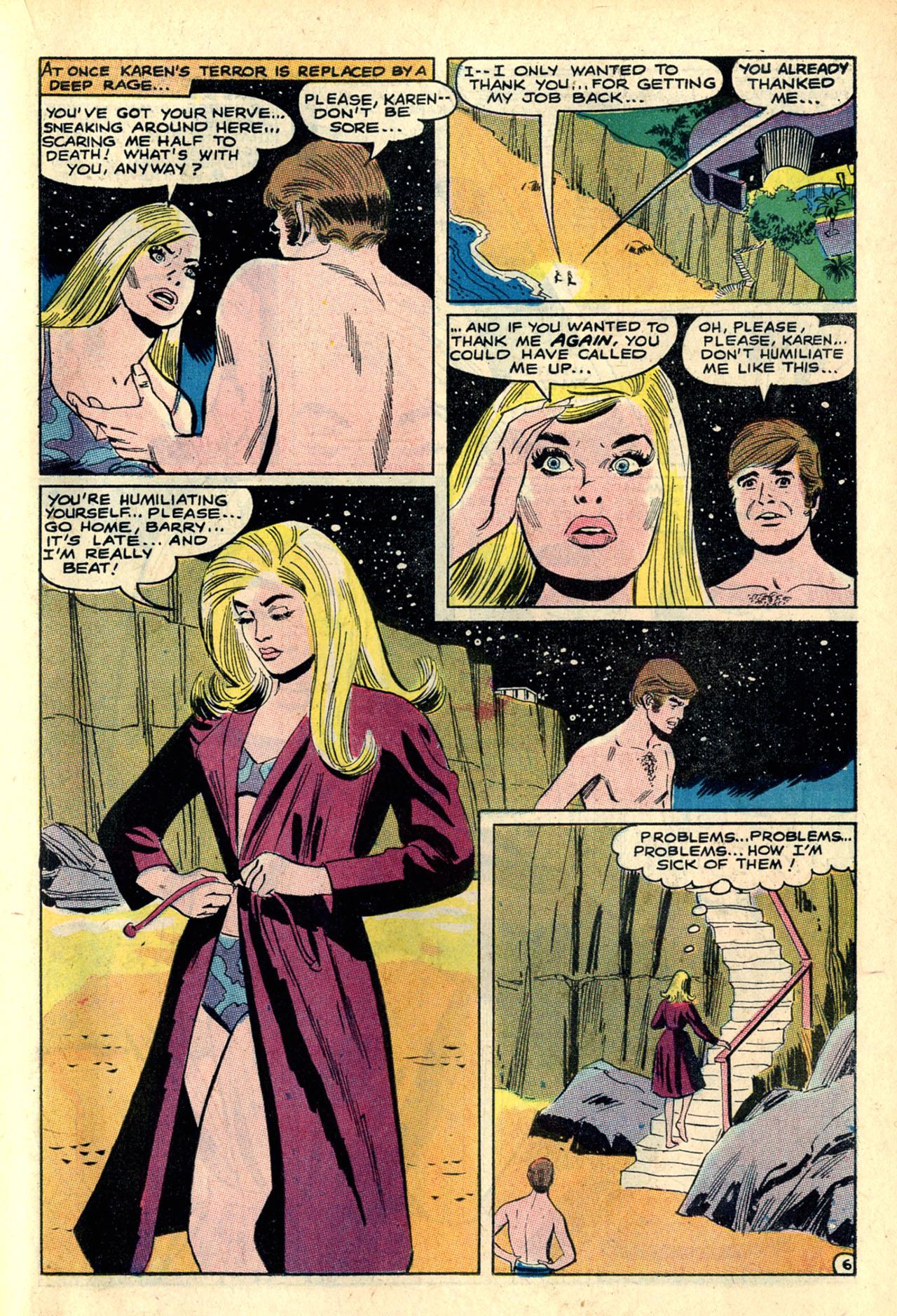Read online Secret Hearts comic -  Issue #132 - 58