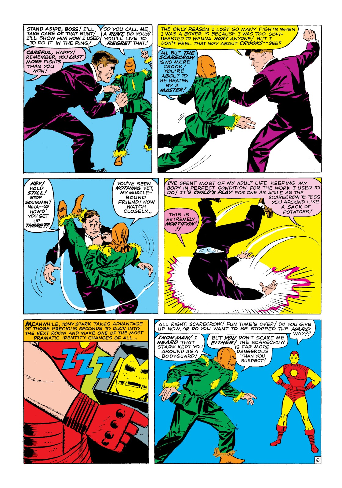 Read online Marvel Masterworks: The Invincible Iron Man comic -  Issue # TPB 2 (Part 1) - 9