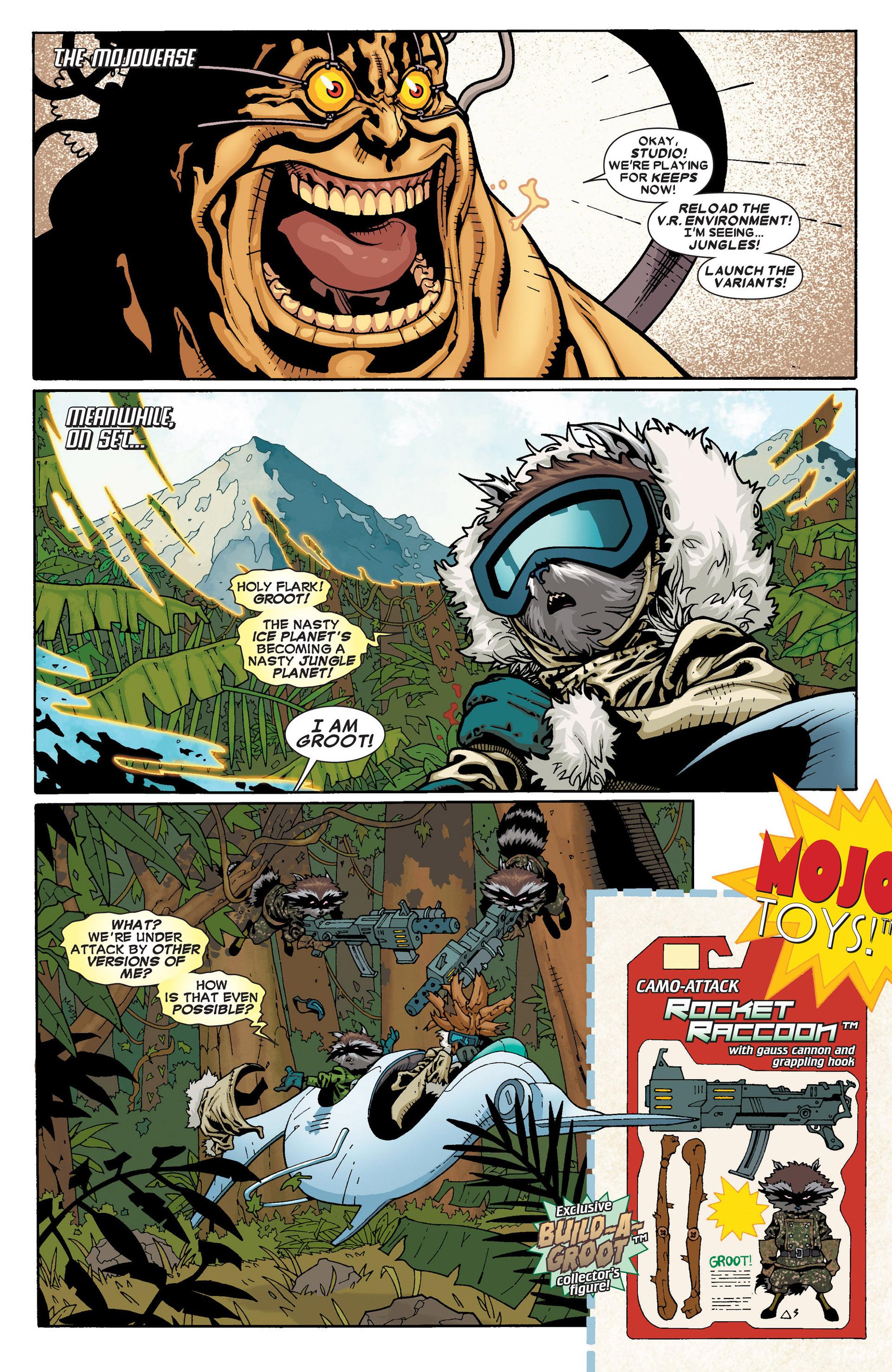 Read online Annihilators: Earthfall comic -  Issue #3 - 22