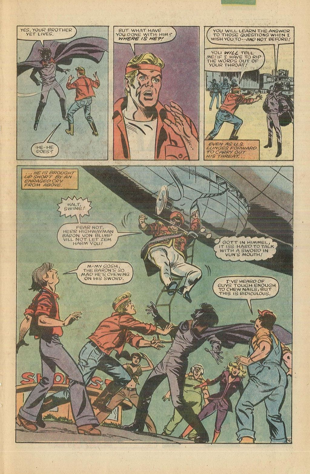 Read online U.S. 1 comic -  Issue #10 - 15