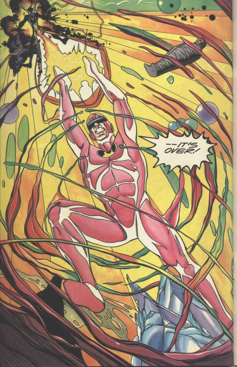 Read online Solar, Man of the Atom comic -  Issue #37 - 16