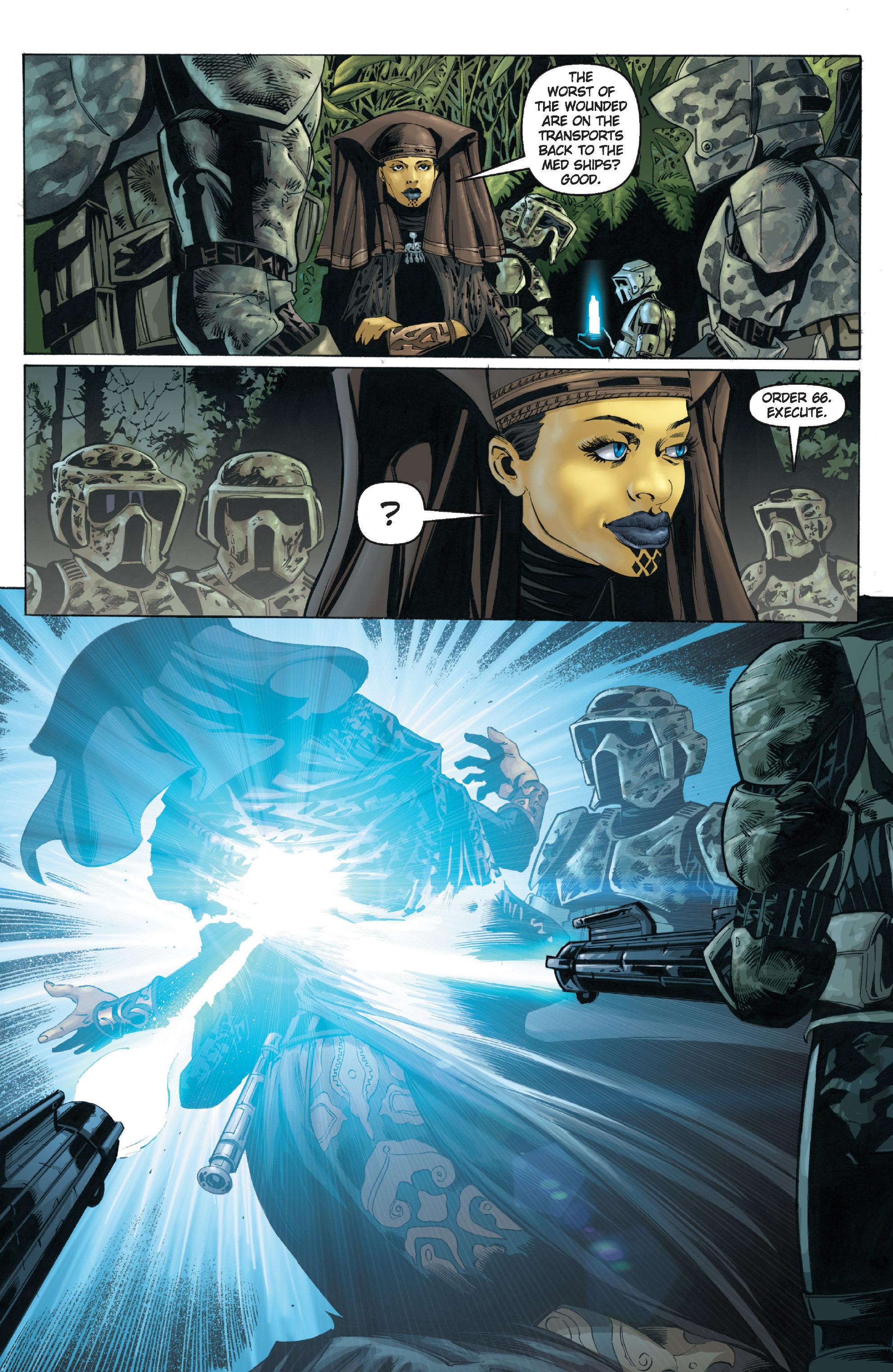 Read online Star Wars Omnibus comic -  Issue # Vol. 26 - 393