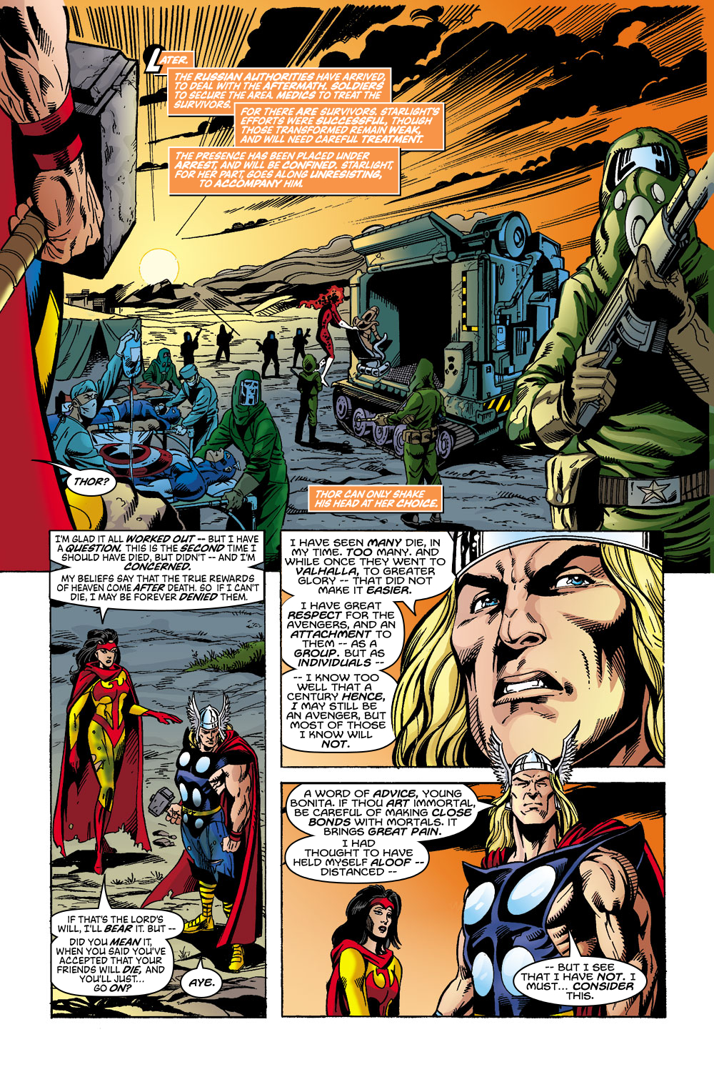 Read online Avengers (1998) comic -  Issue #44 - 20