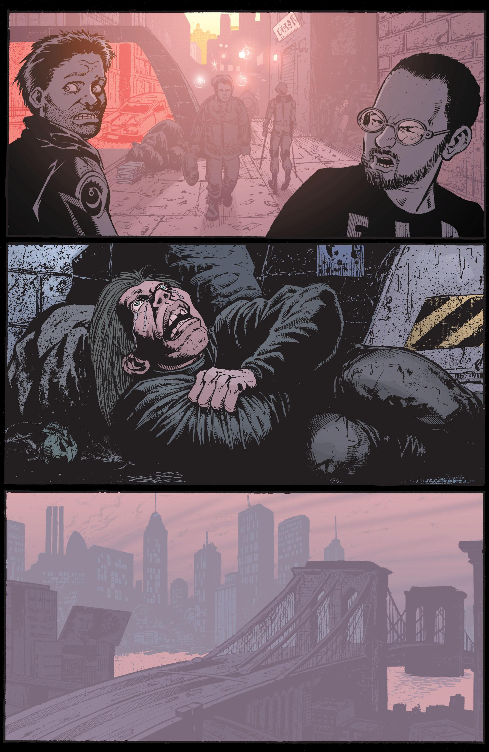 Read online Transmetropolitan comic -  Issue #41 - 22