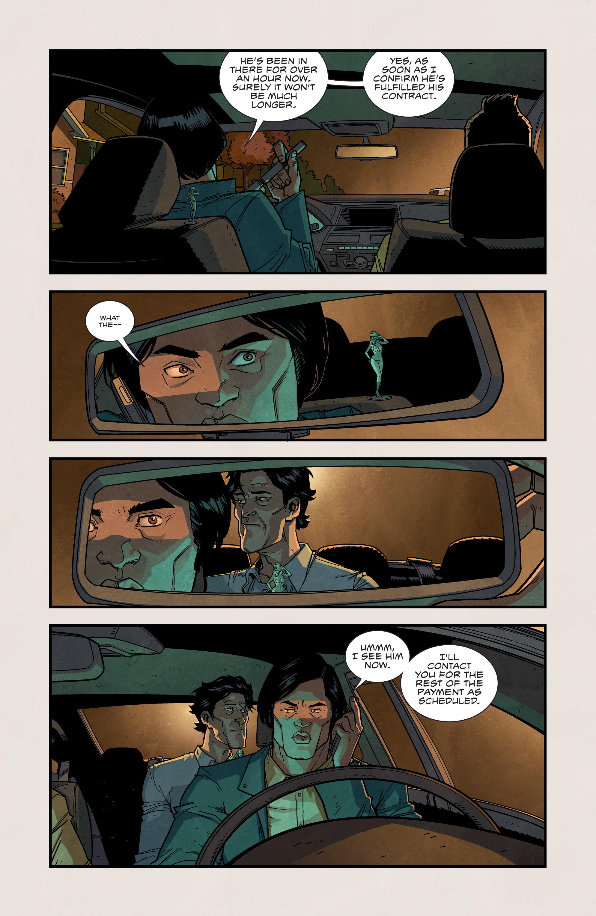 Read online Plastic comic -  Issue #2 - 4