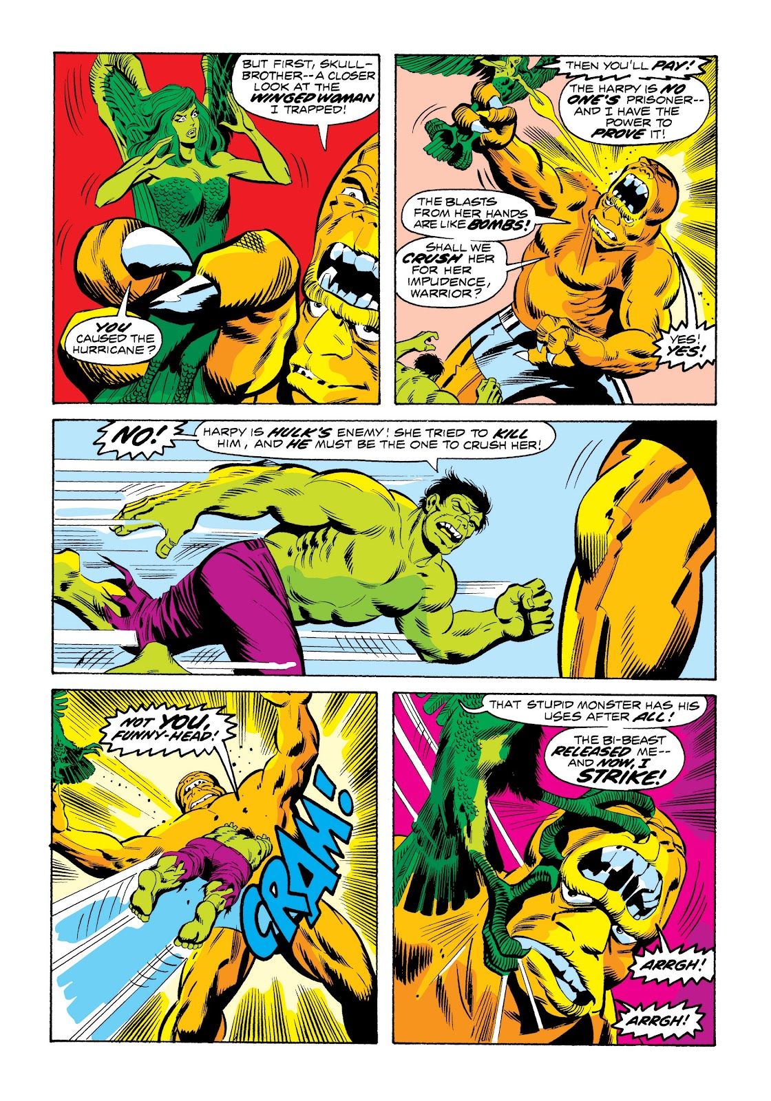 Read online Marvel Masterworks: The Incredible Hulk comic -  Issue # TPB 9 (Part 3) - 65
