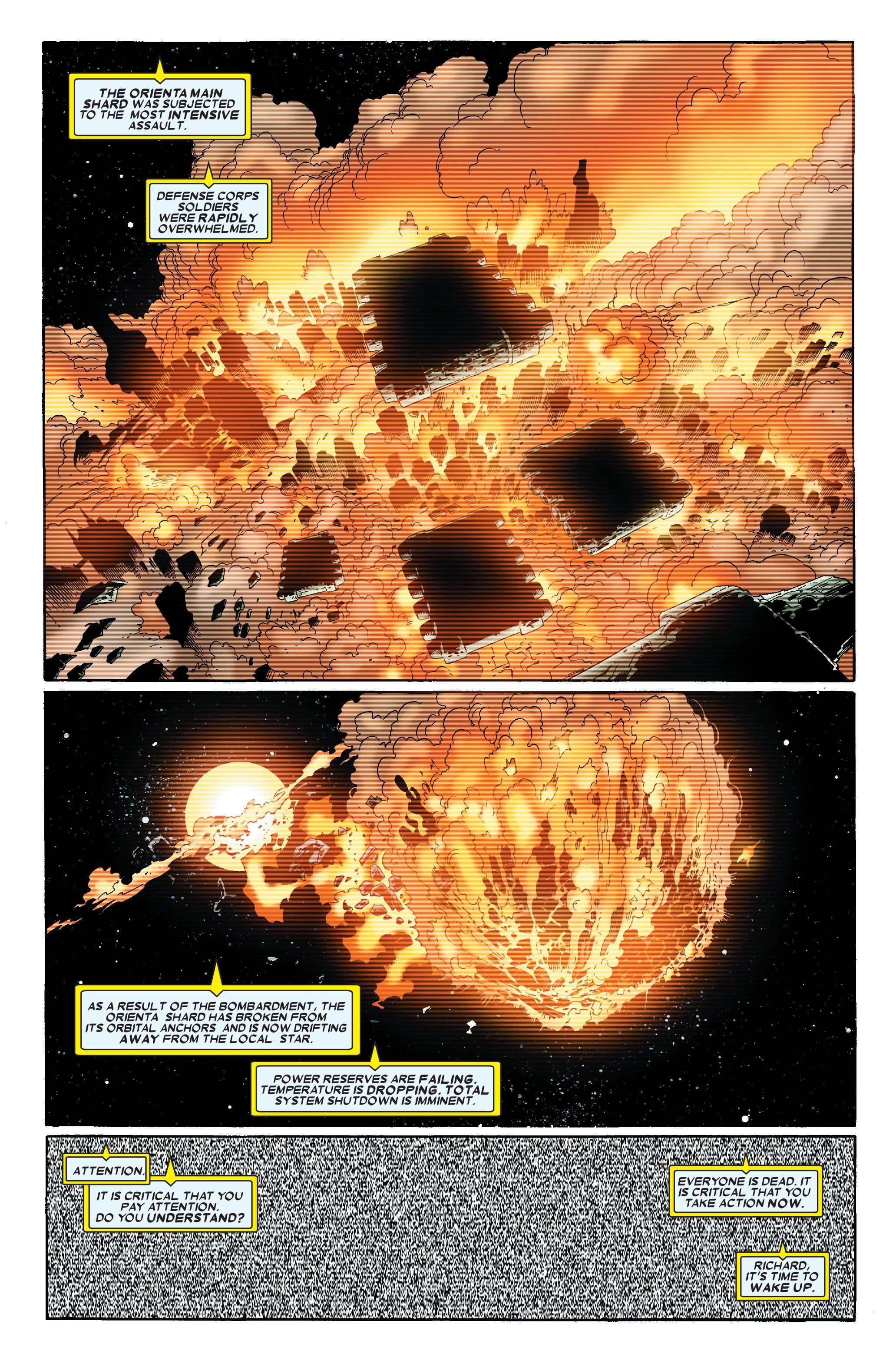 Read online Annihilation: Nova comic -  Issue #1 - 3