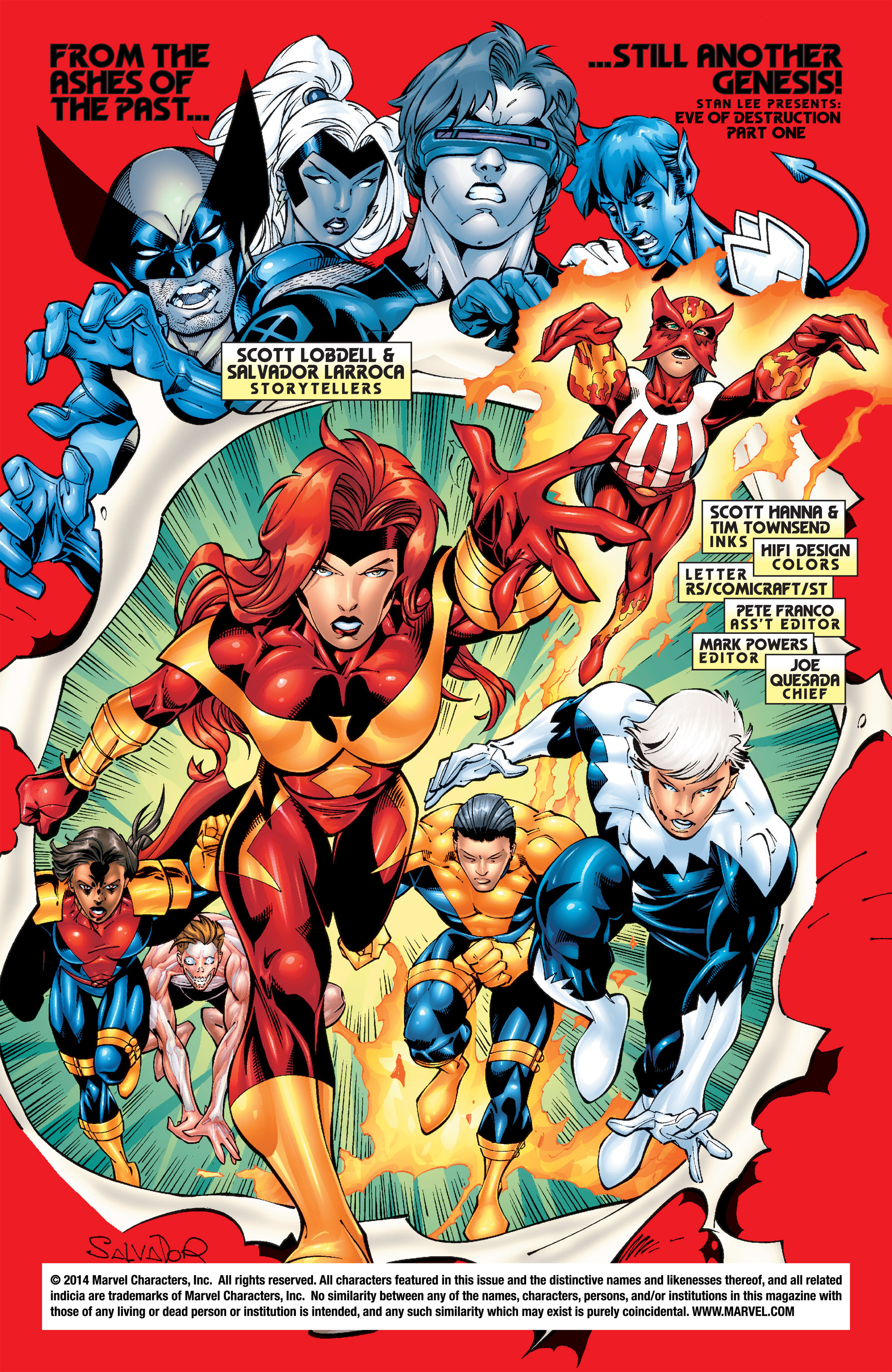 Read online Uncanny X-Men (1963) comic -  Issue #392 - 2