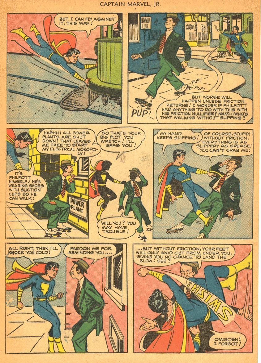 Captain Marvel, Jr. issue 84 - Page 32