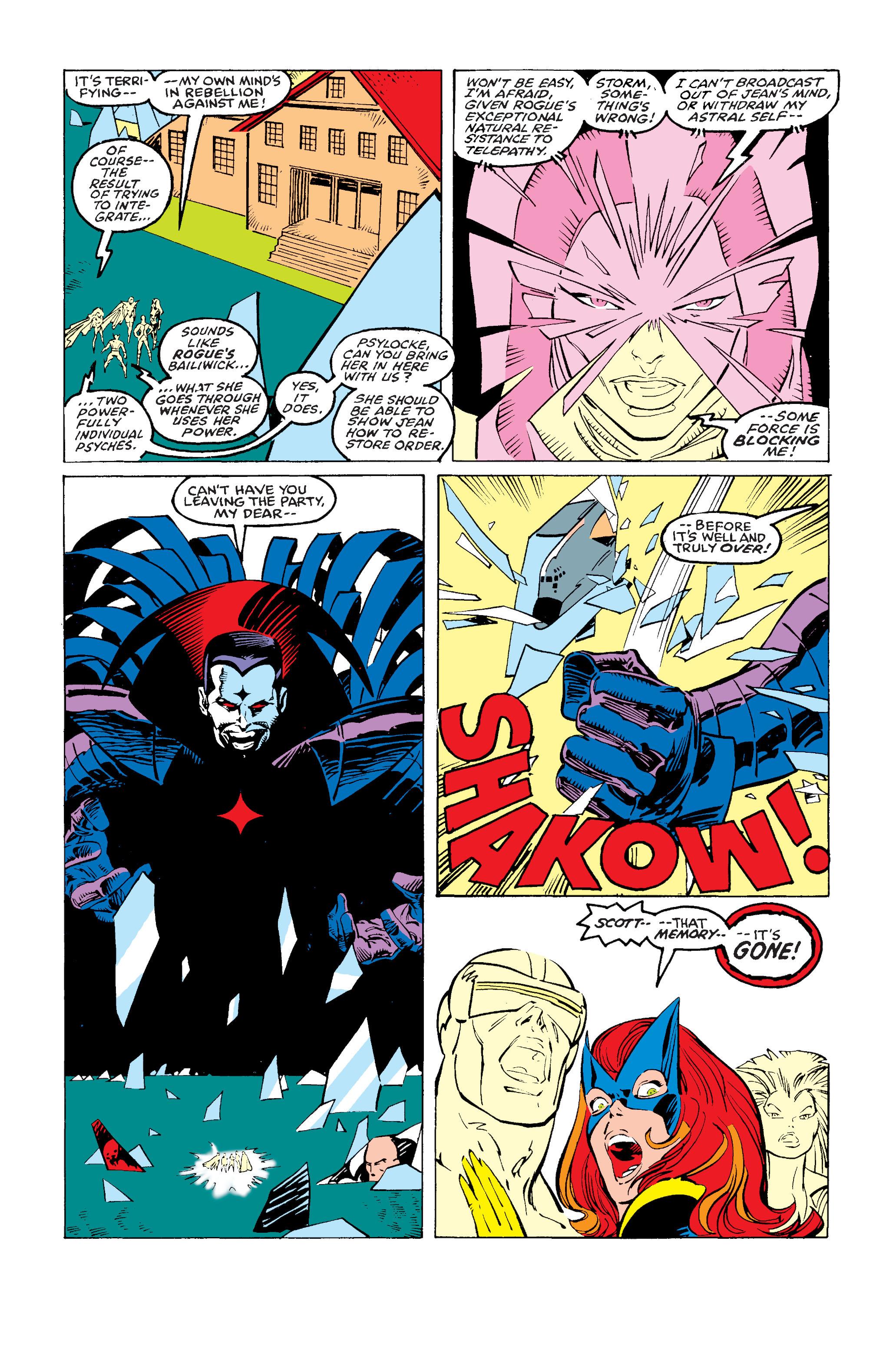 Read online Uncanny X-Men (1963) comic -  Issue #243 - 8