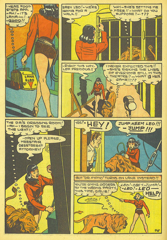 Read online Amazing Man Comics comic -  Issue #19 - 28