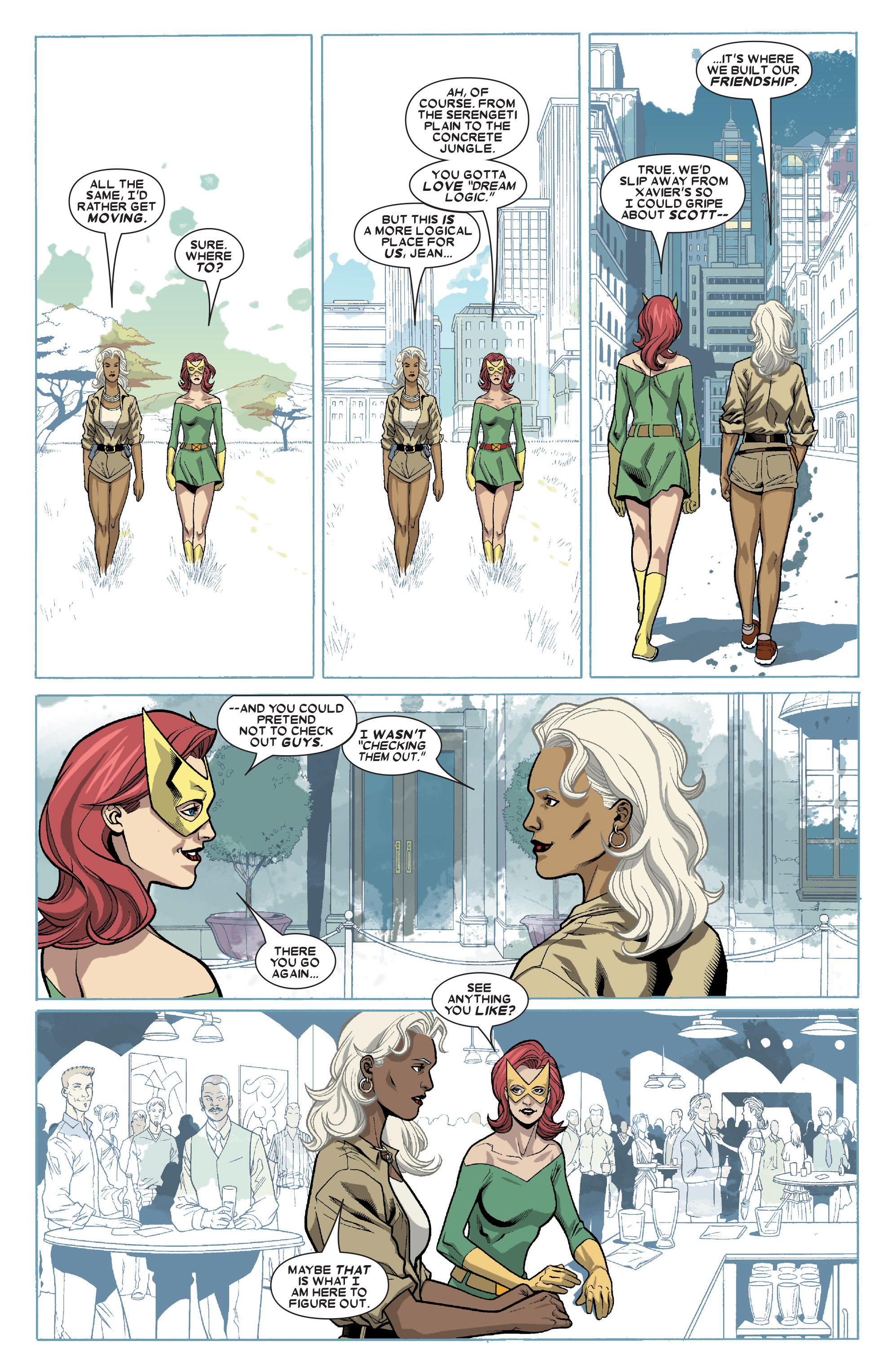 Read online Uncanny X-Men (1963) comic -  Issue # _Annual 1 (2006) - 19