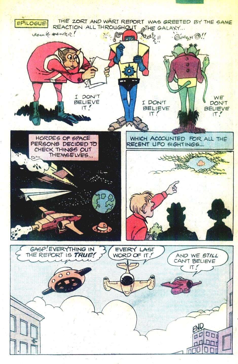 Read online Madhouse Comics comic -  Issue #118 - 33