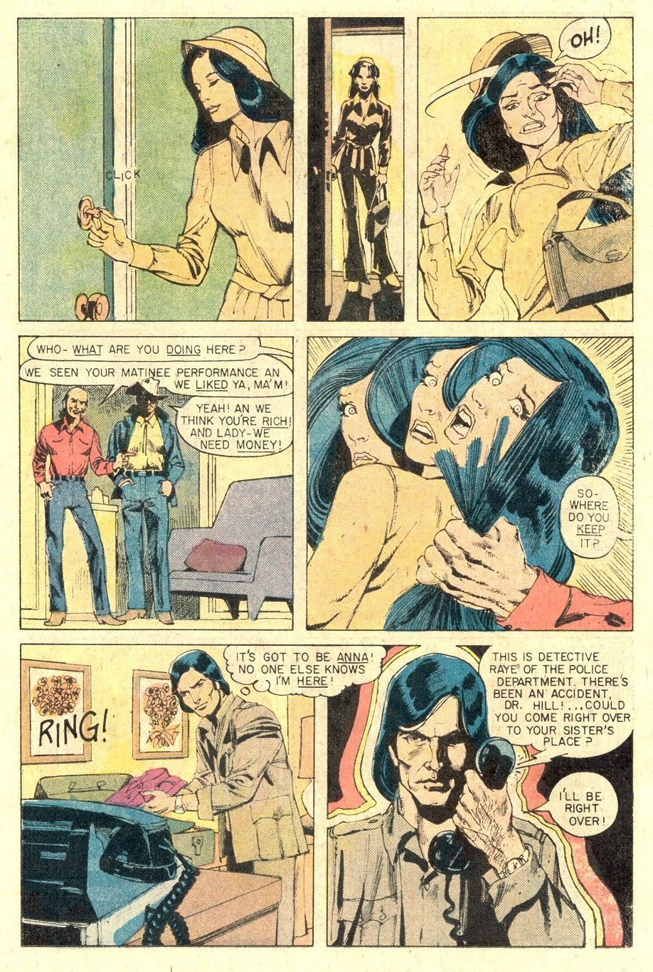 Read online Tiger-Man comic -  Issue #1 - 15