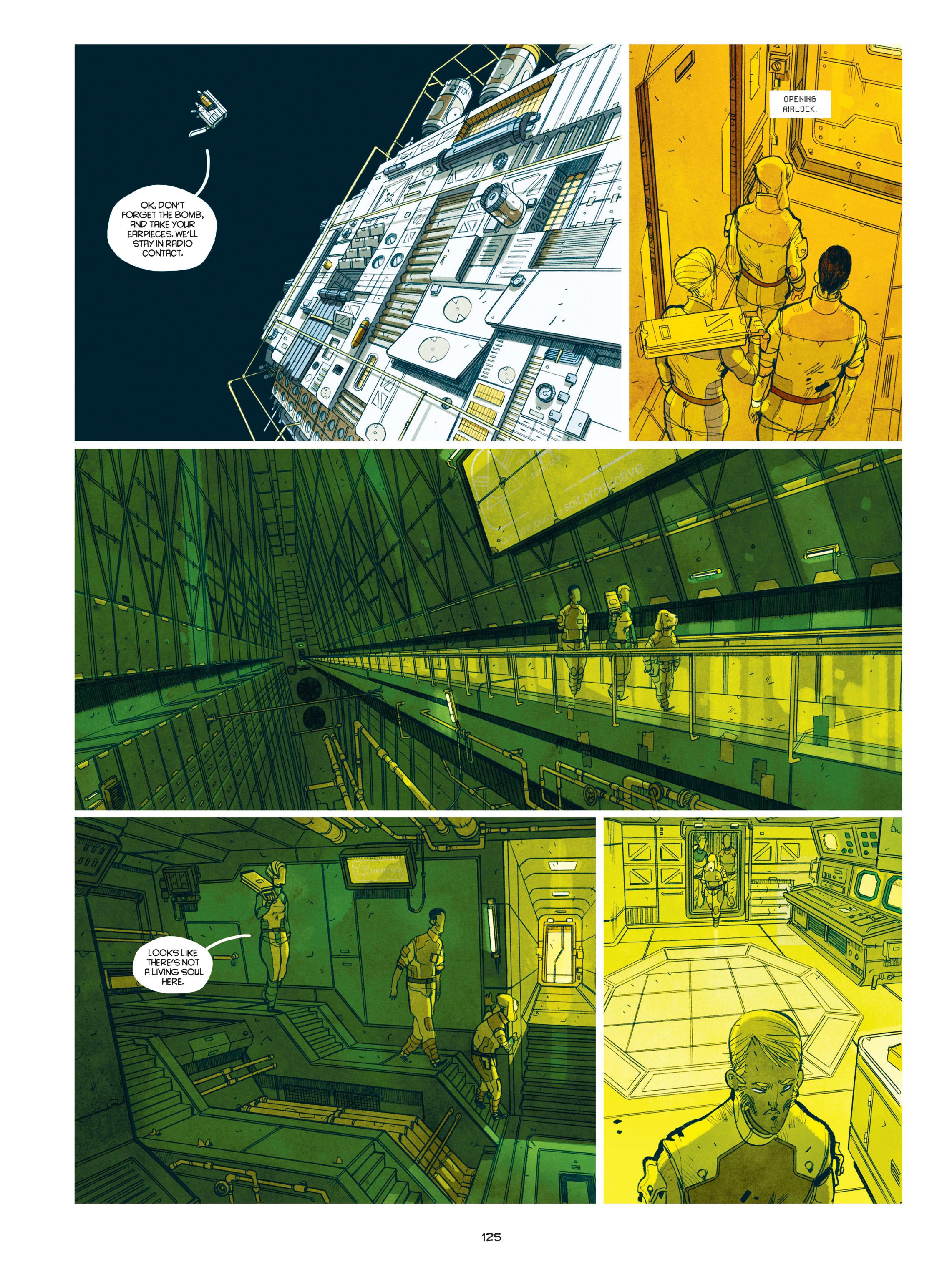 Read online Shangri-La comic -  Issue # Full - 126