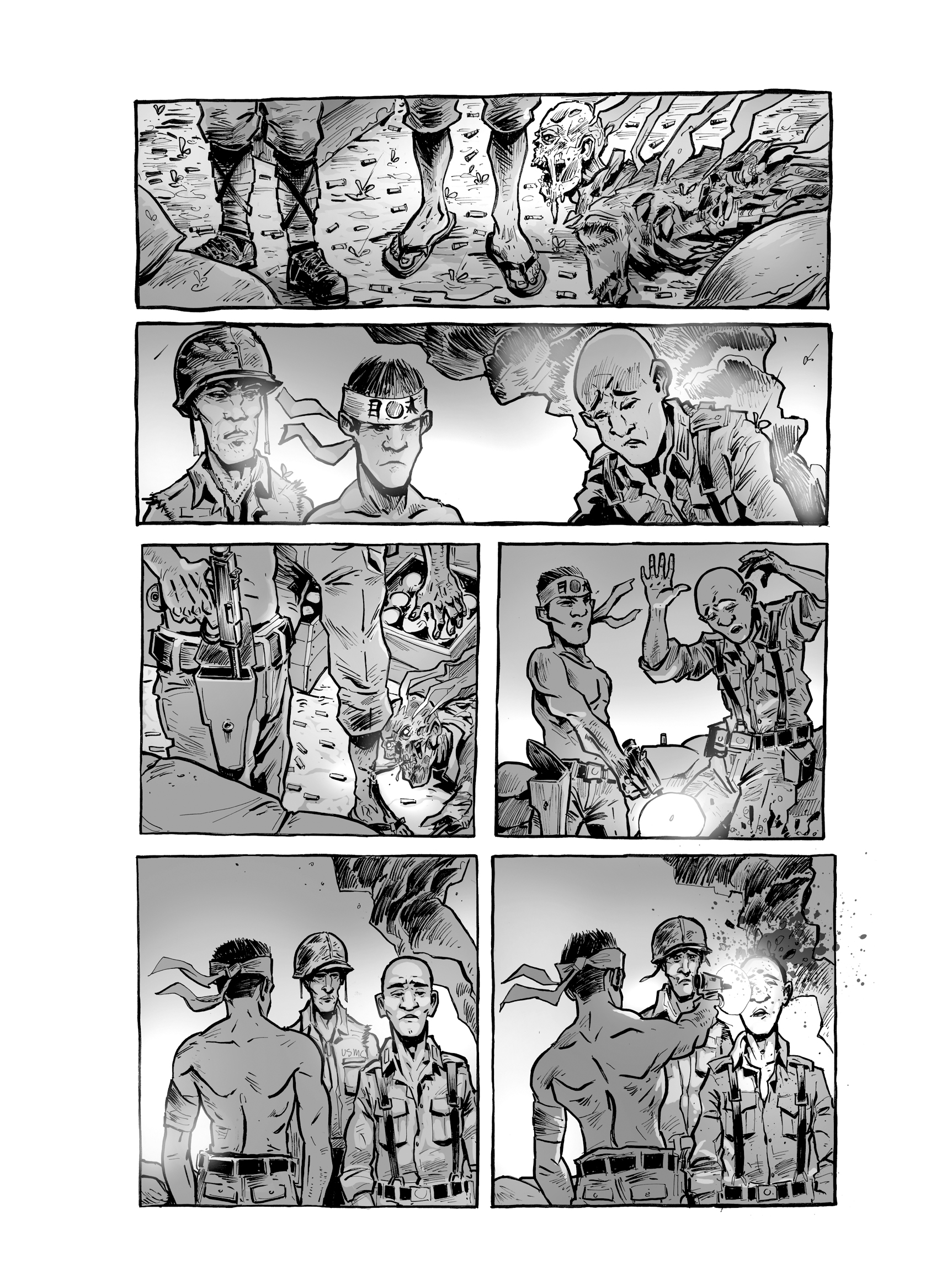 Read online FUBAR comic -  Issue #2 - 24