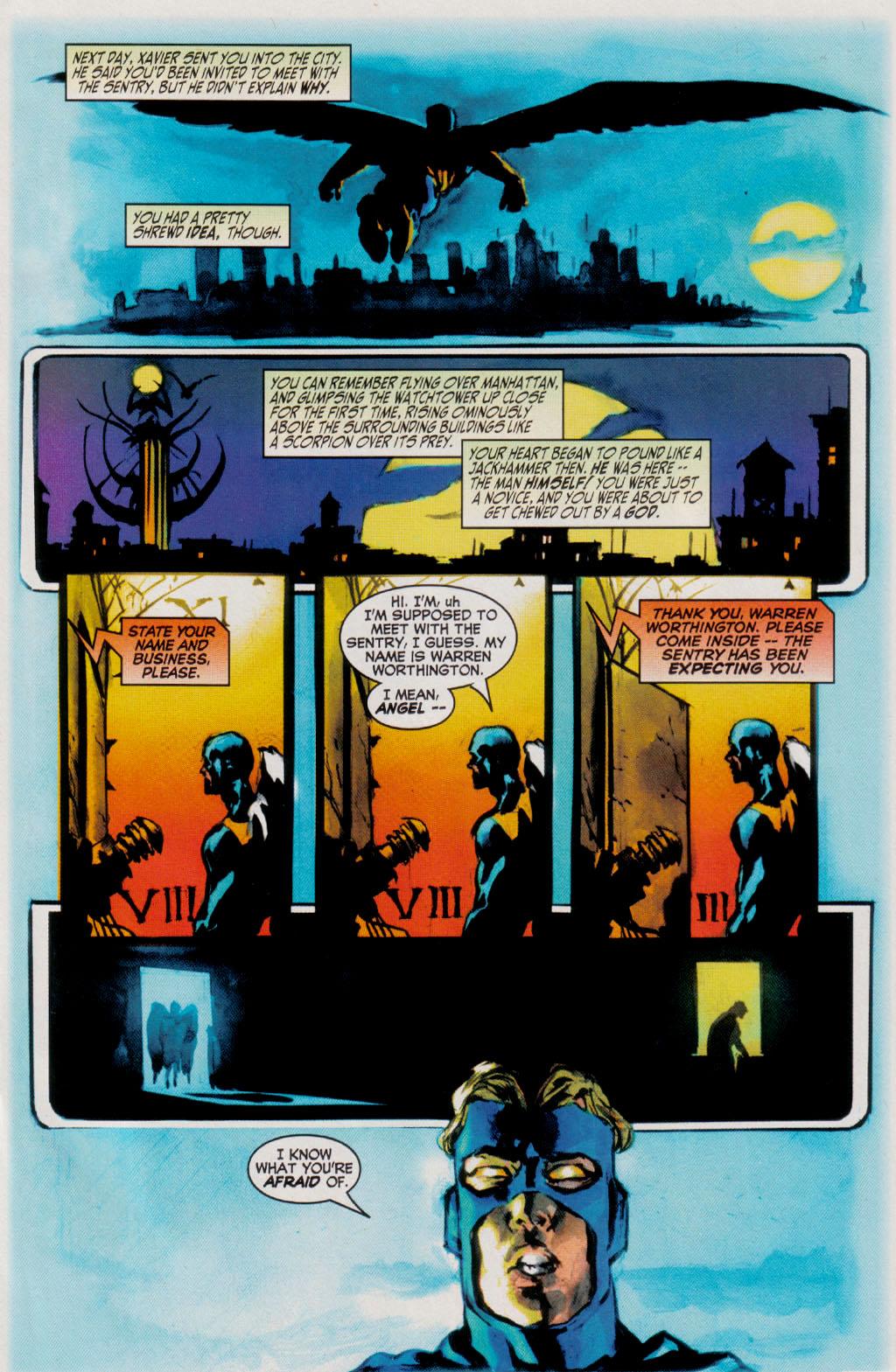 Read online Sentry/X-Men comic -  Issue # Full - 14