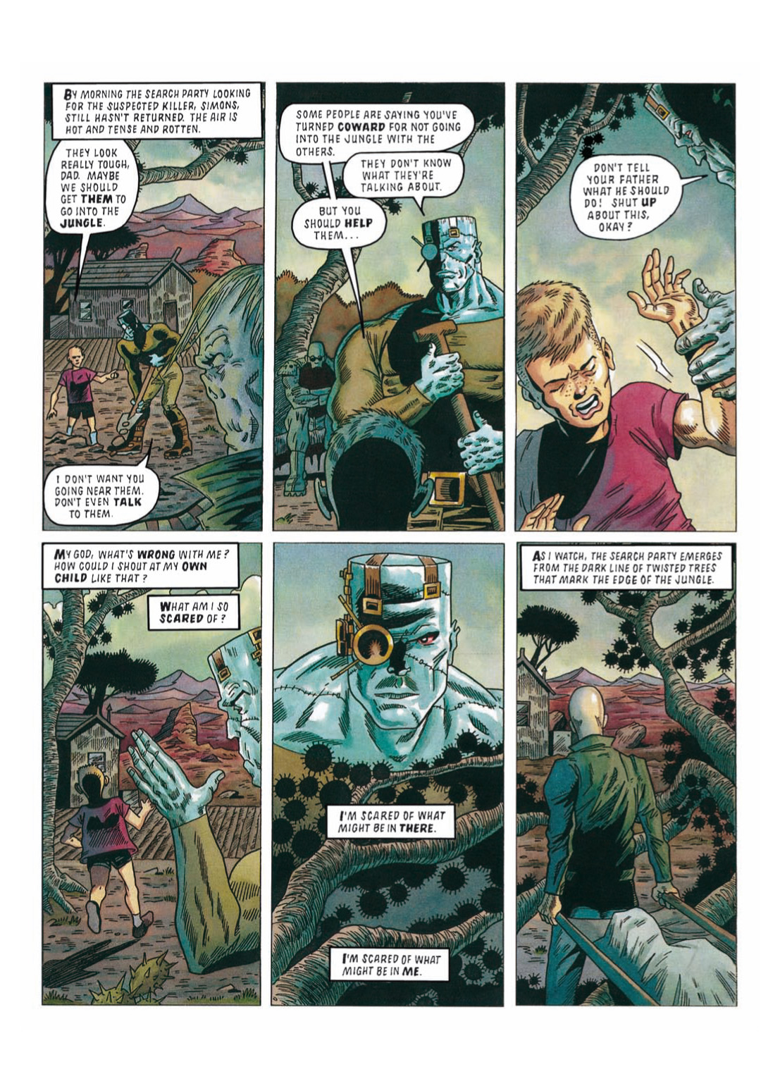 Read online The Complete Bad Company comic -  Issue # TPB - 271