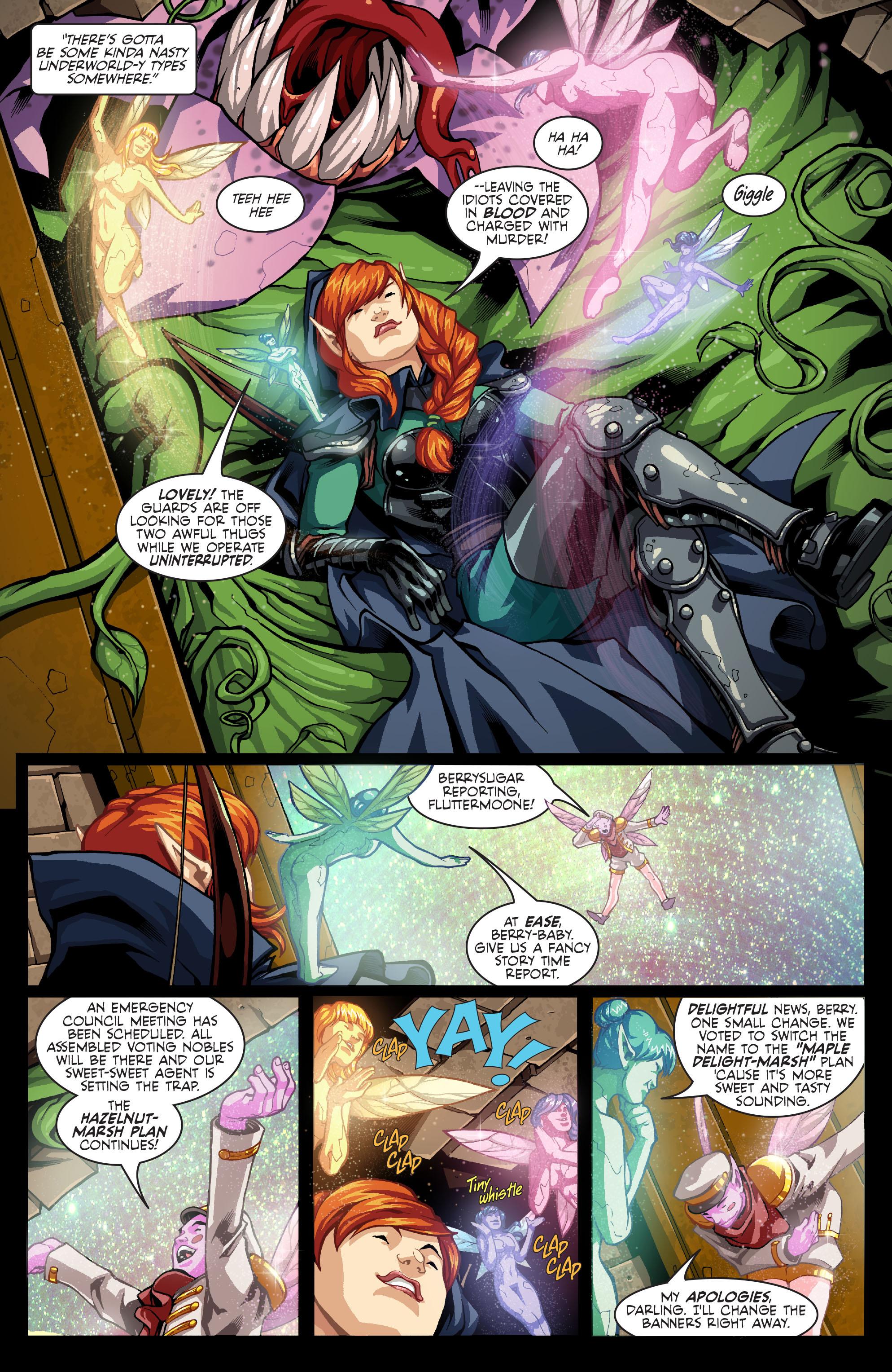 Read online Skullkickers comic -  Issue #8 - 7