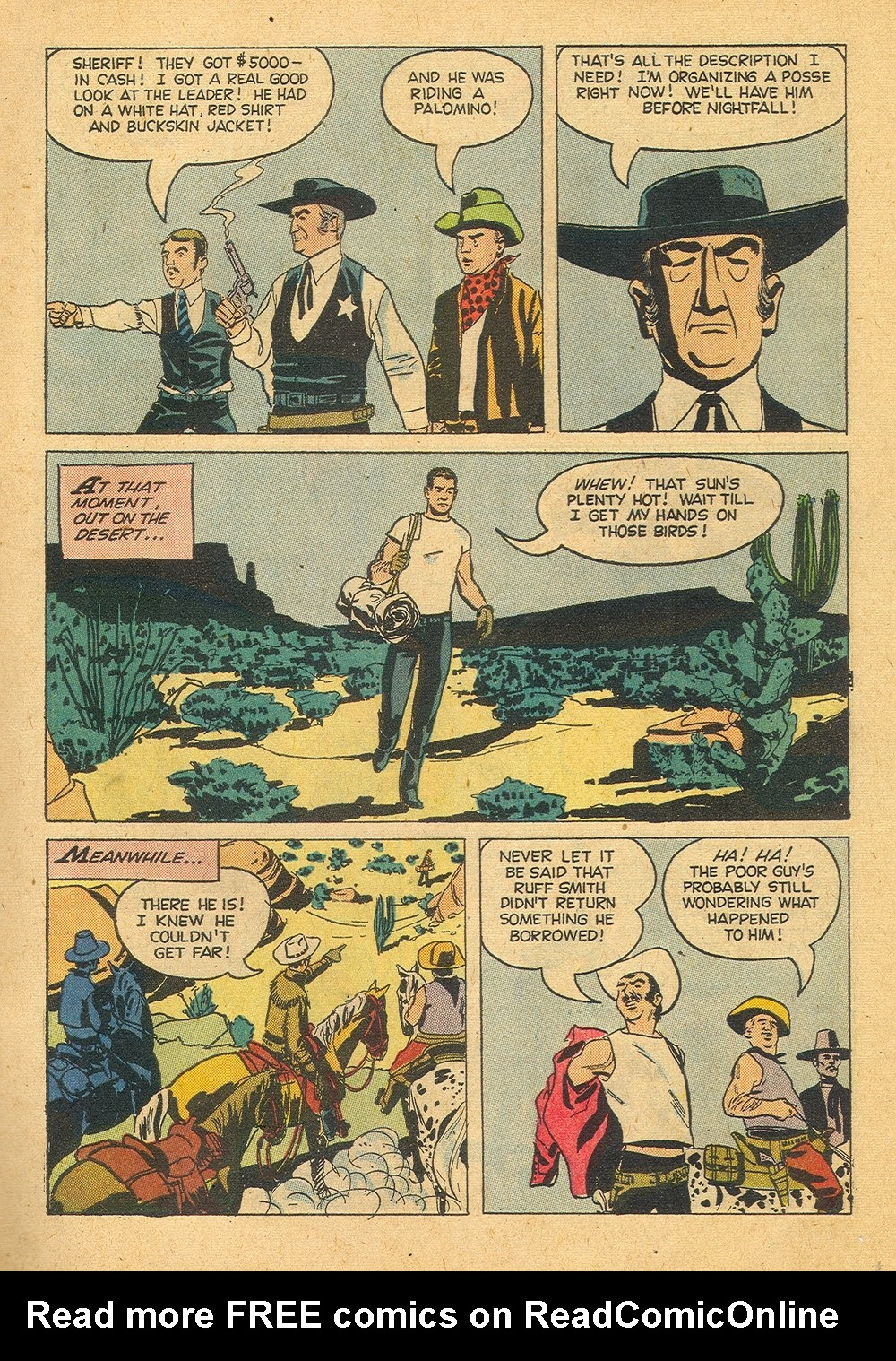 Four Color Comics issue 776 - Page 7