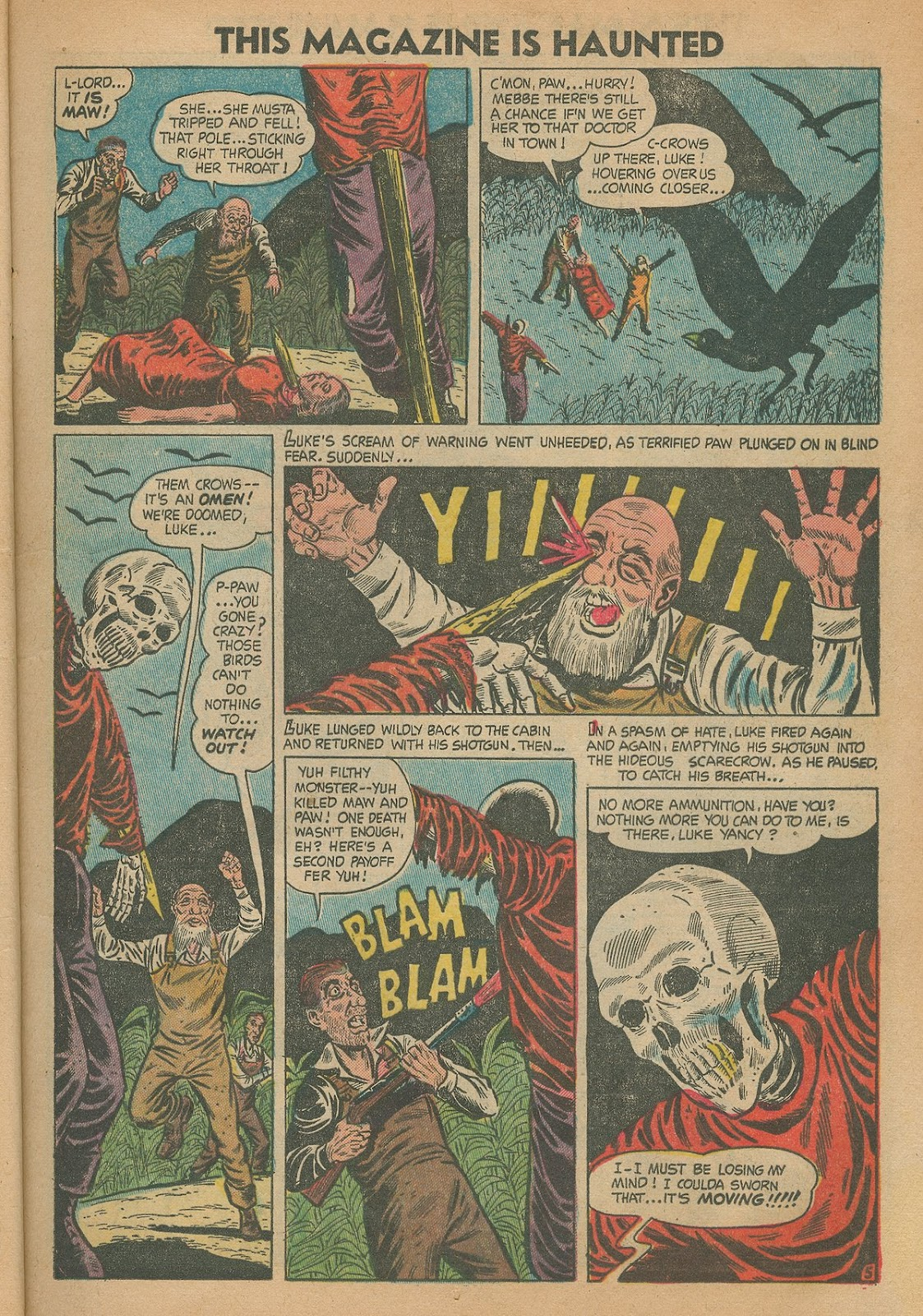 Read online This Magazine Is Haunted comic -  Issue #19 - 13