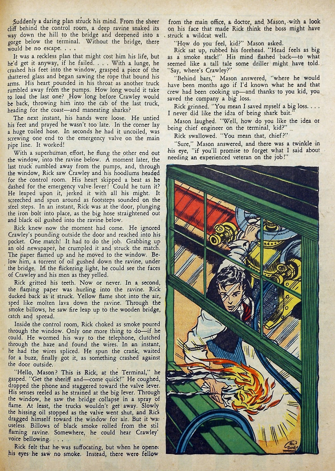 Reglar Fellers Heroic Comics issue 13 - Page 55