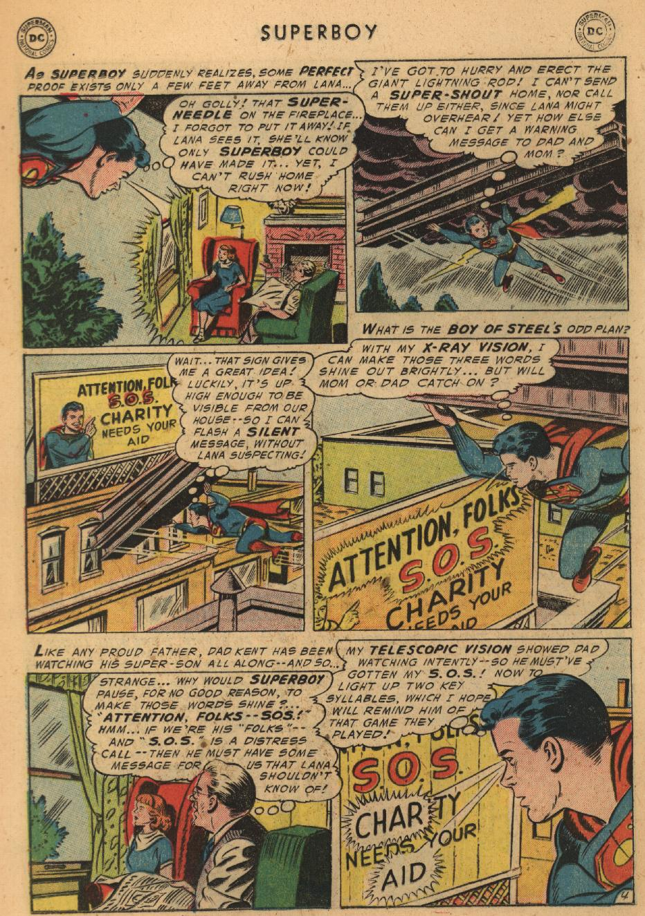 Superboy (1949) issue 45 - Page 13