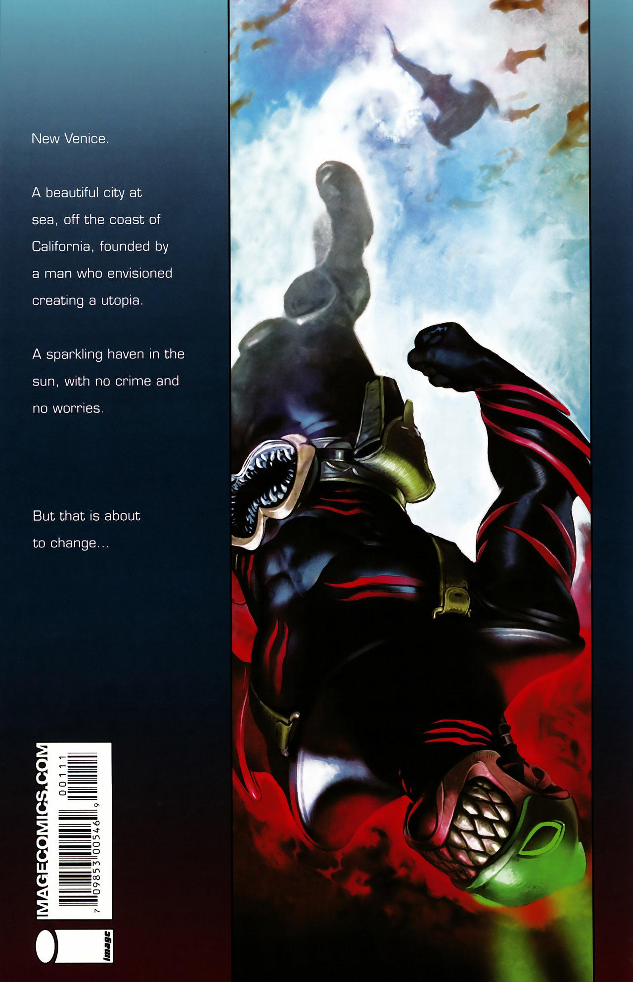Read online Shark-Man comic -  Issue #1 - 35