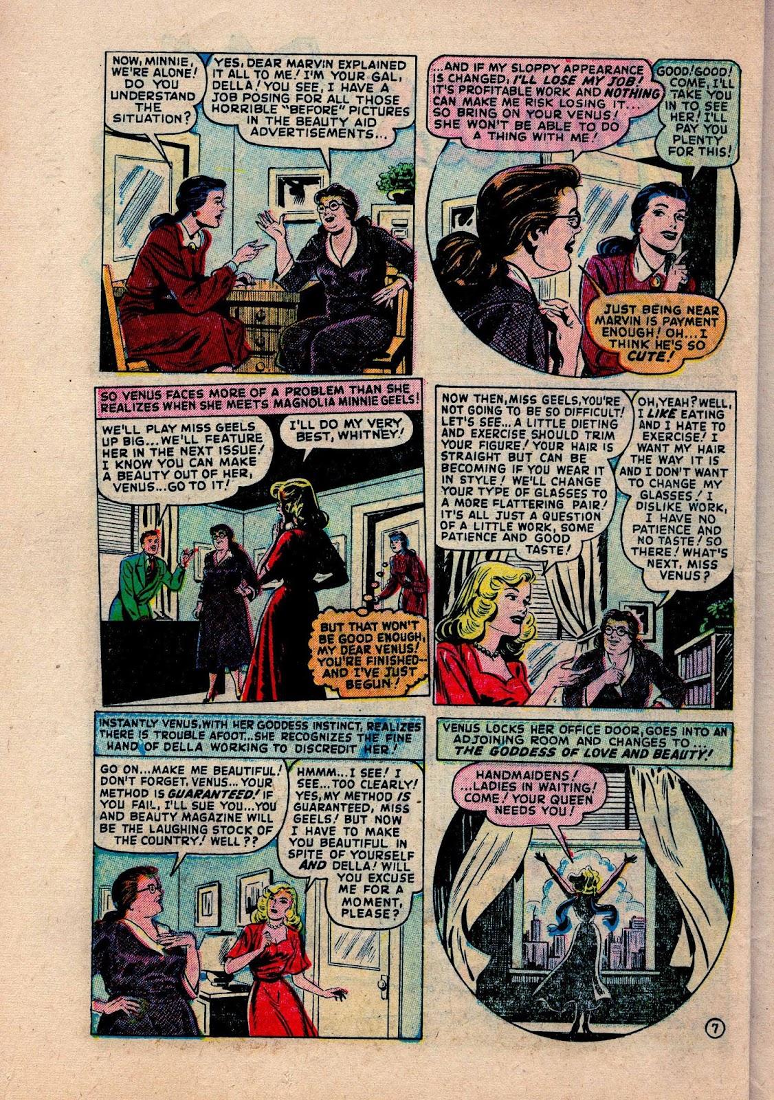 Venus (1948) issue 9 - Page 40
